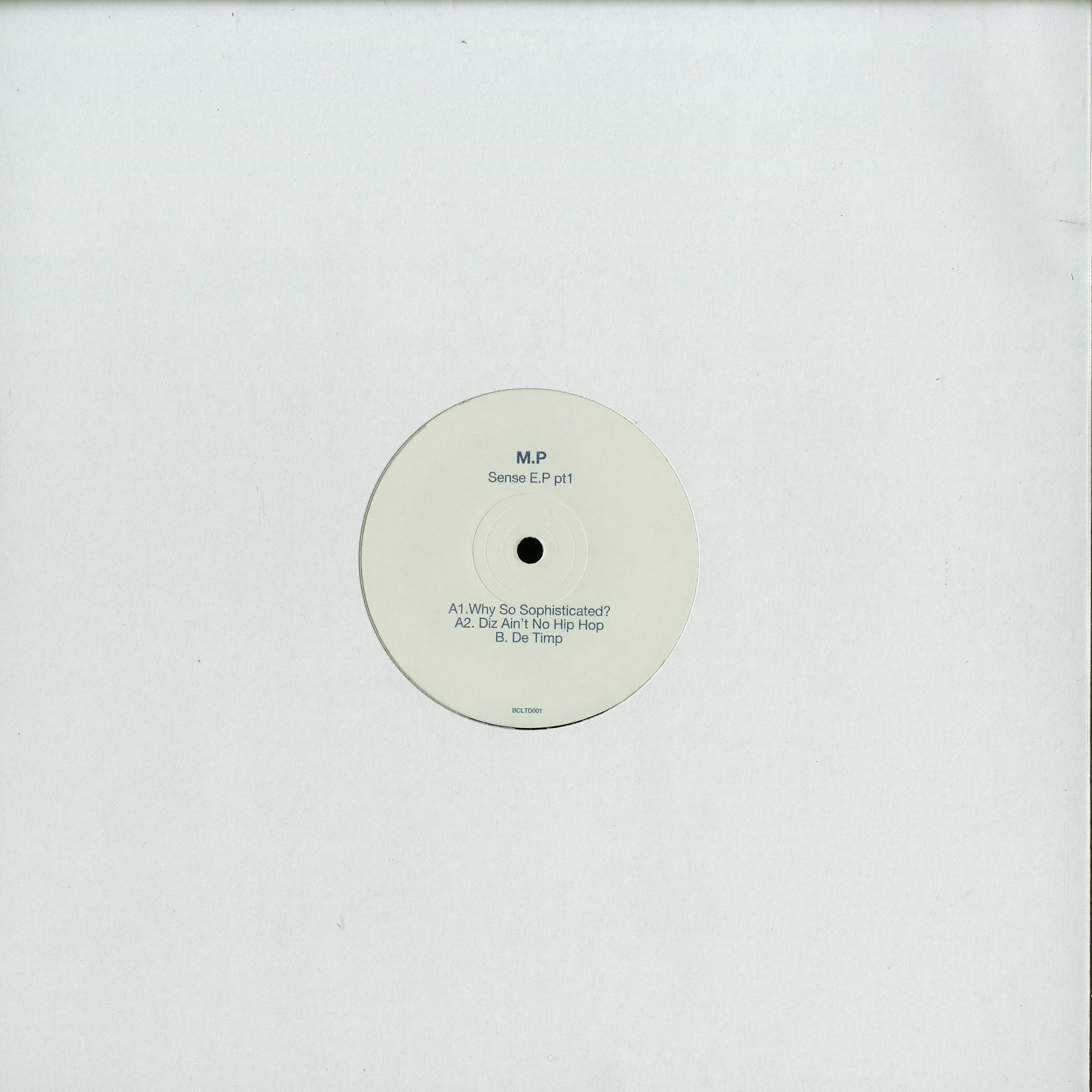 M.P - SENSE EP PT.1