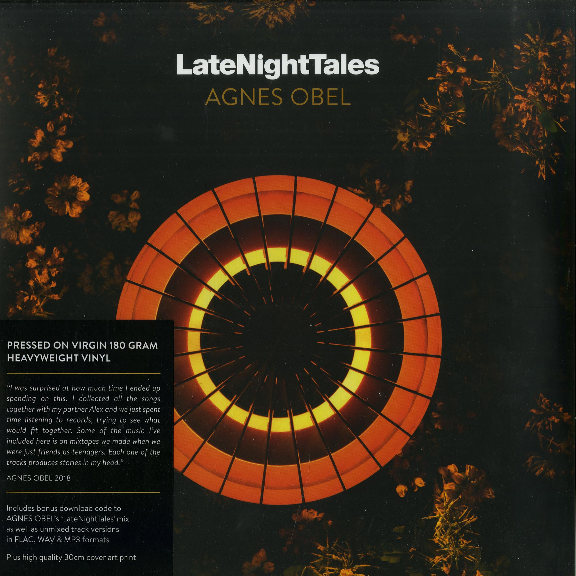 Agnes Obel - LATE NIGHT TALES