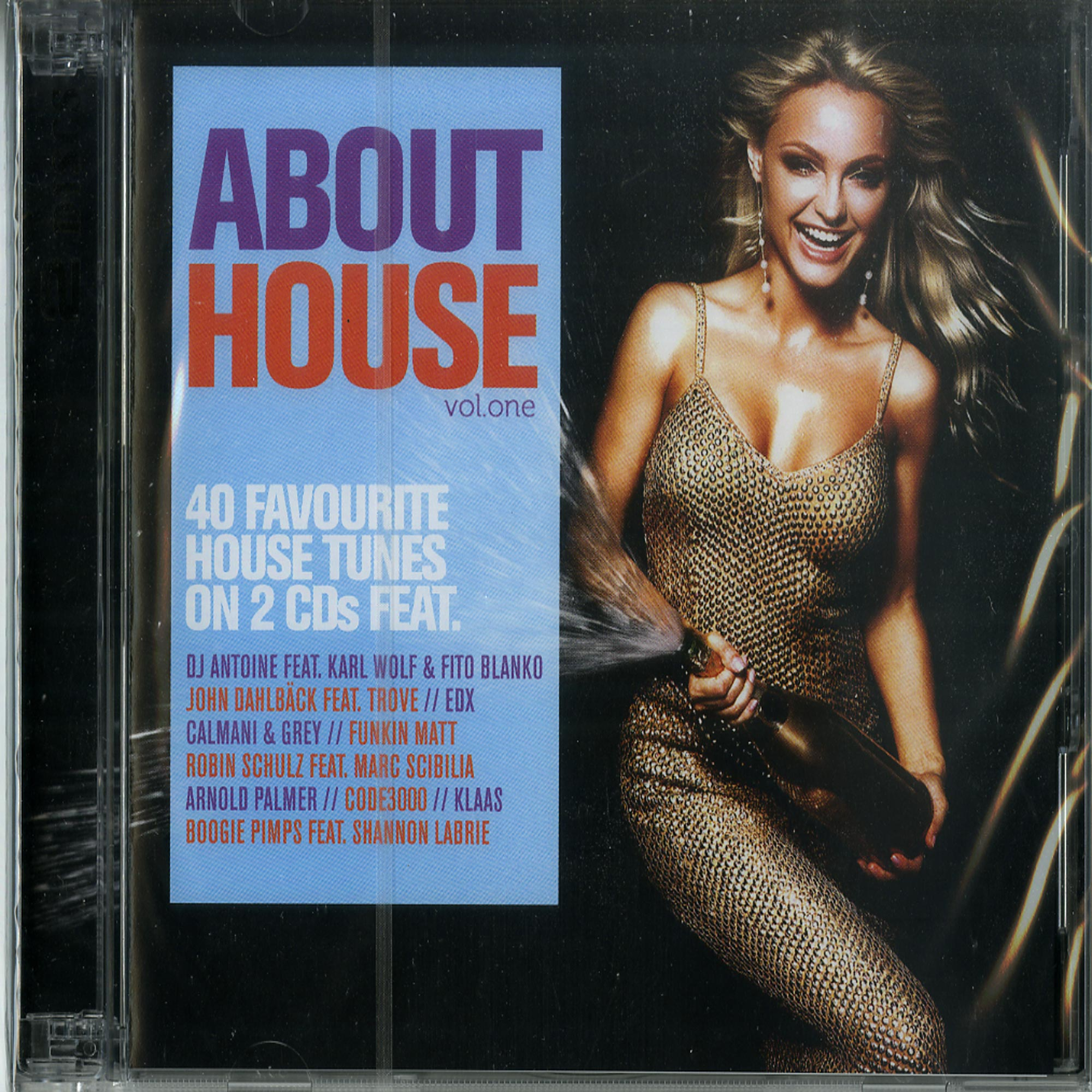 Various Artists - ABOUT HOUSE VOL.1