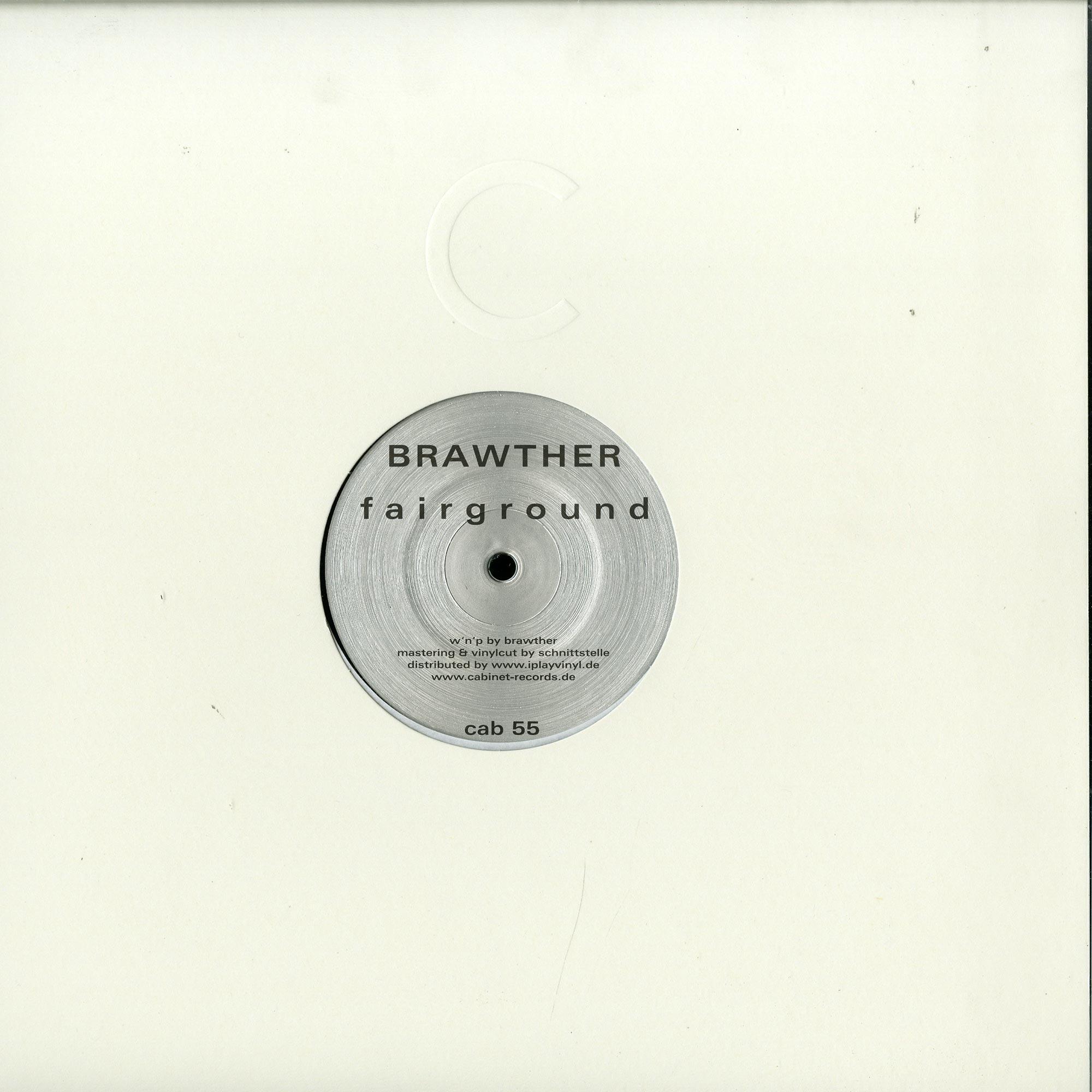 Brawther - FAIRGROUND / KITTEN