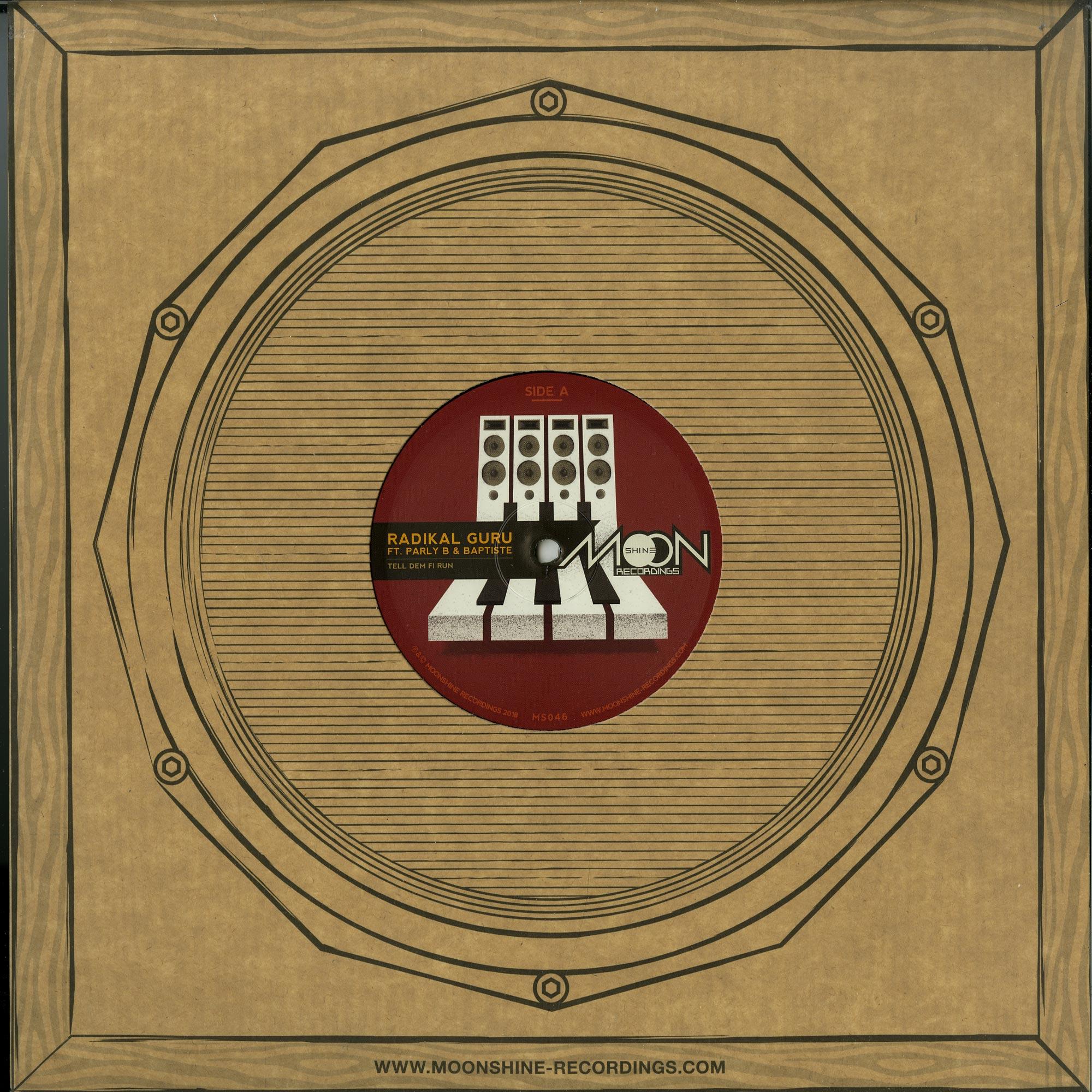 Radikal Guru ft. Parly B & Baptiste - TELL THEM FI RUN