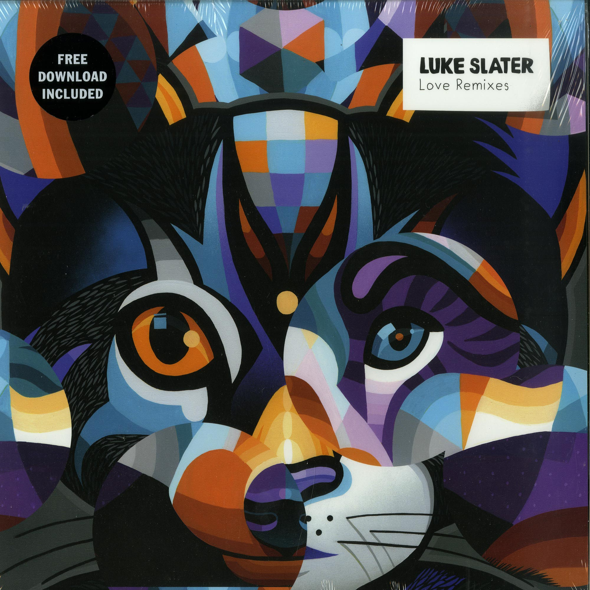 Luke Slater - LOVE REMIXES