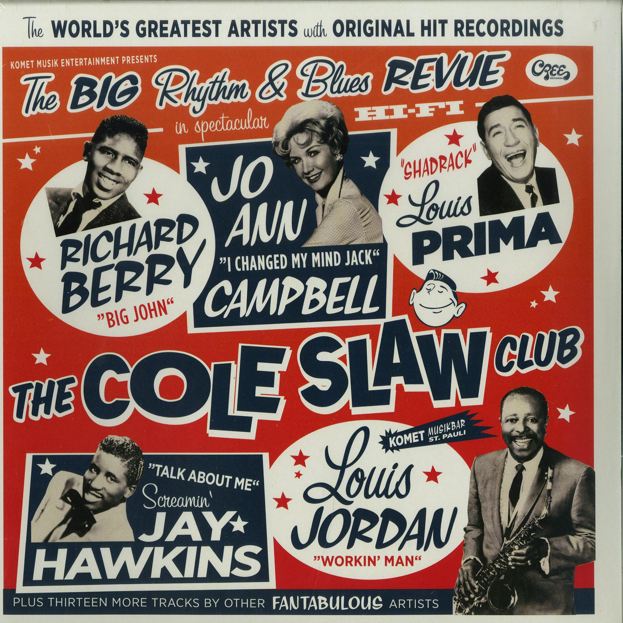 Various Artists - THE COLE SLAW CLUB