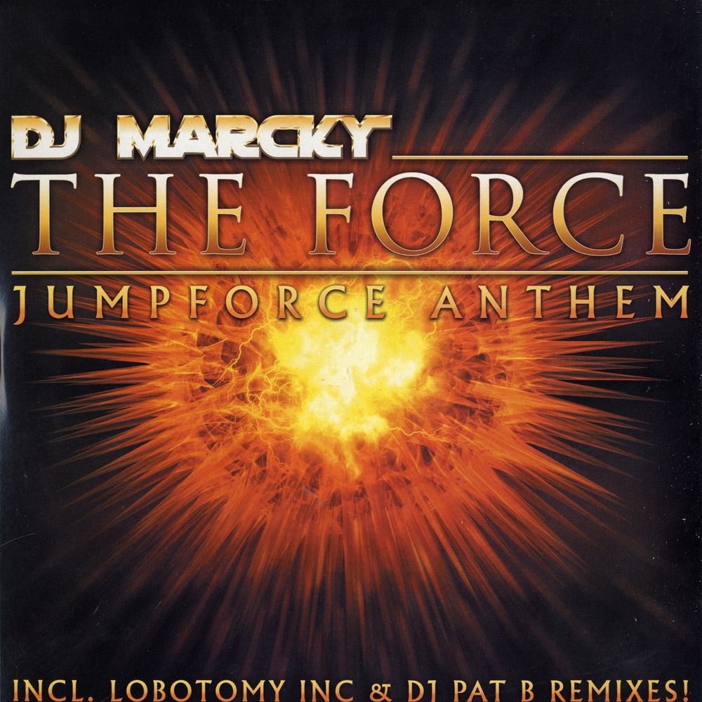 DJ Marcky - THE FORCE
