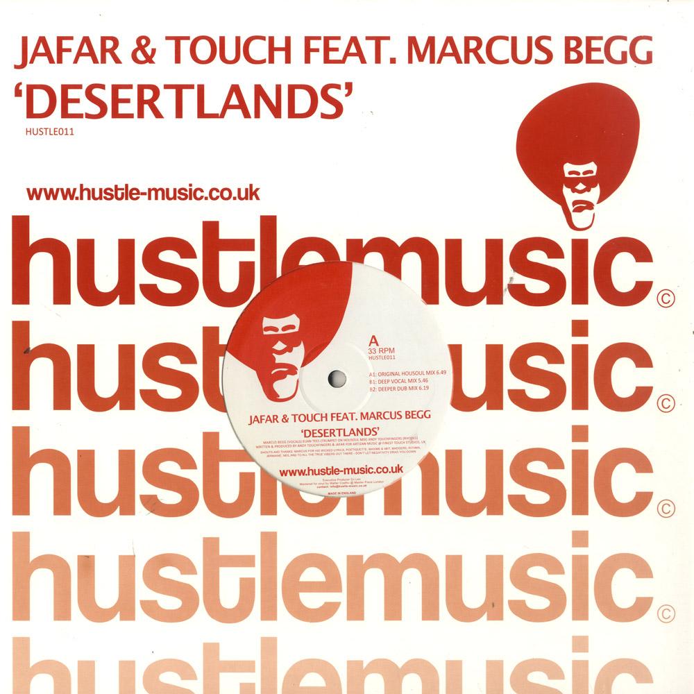 Jafar & Touch Ft. Marcus Begg - DESERTLANDS