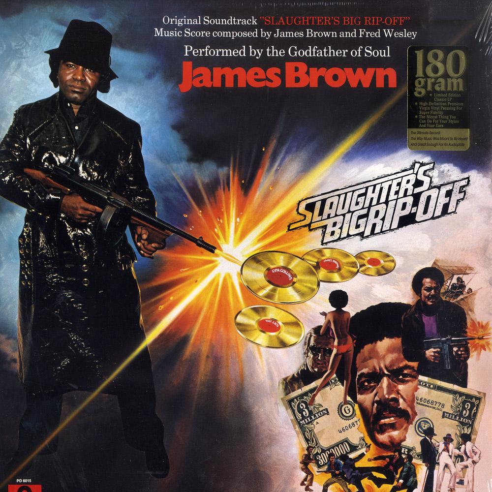 James Brown - SLAUGHTERS BIG RIP-OFF