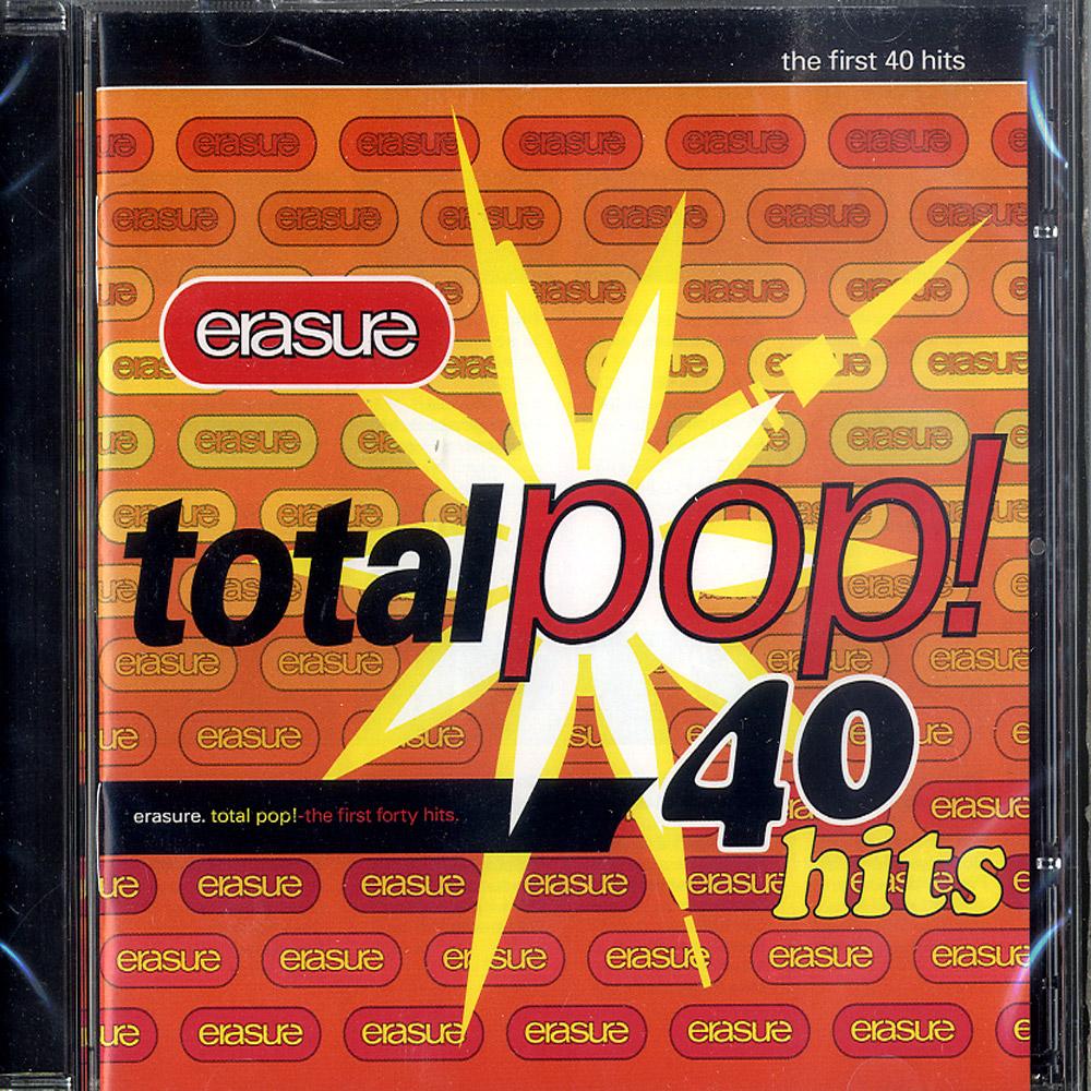 Erasure - TOTAL POP!