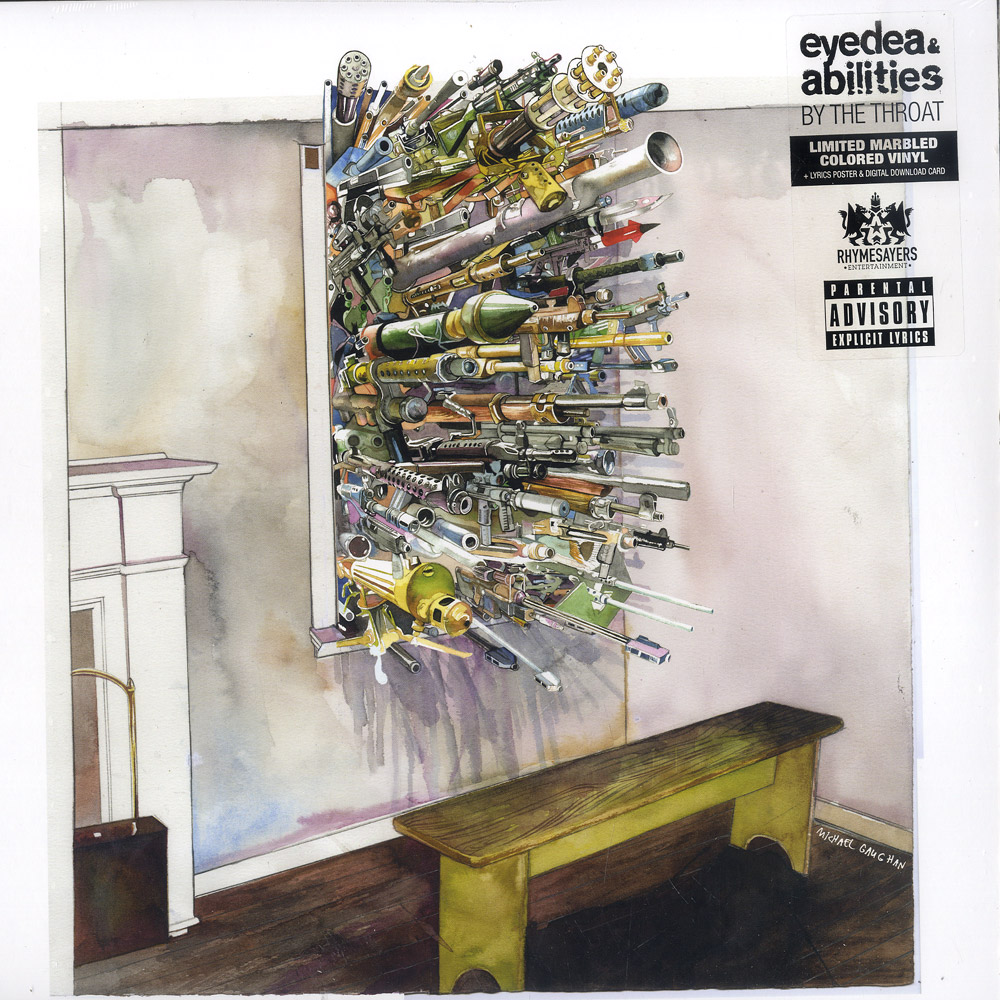 Eyedea & Abilities - BY THE THROAT