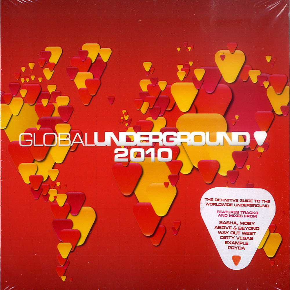 Various - GLOBAL UNDERGROUND 2010
