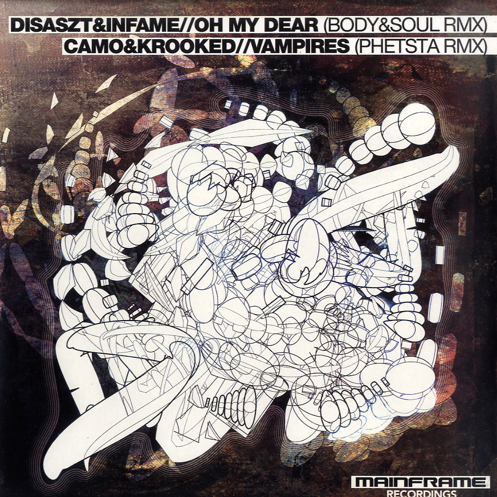 Disaszt & Infame - OH MY DEAR