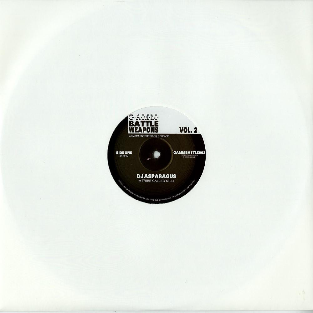 DJ Prime / DJ Asparagus - CLAP UR HANDS / A TRIBE CALLED MILLI