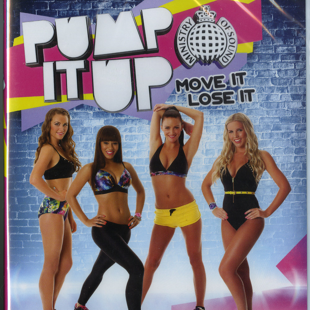 Various Artists - PUMP IT UP. MOVE IT - LOSE IT