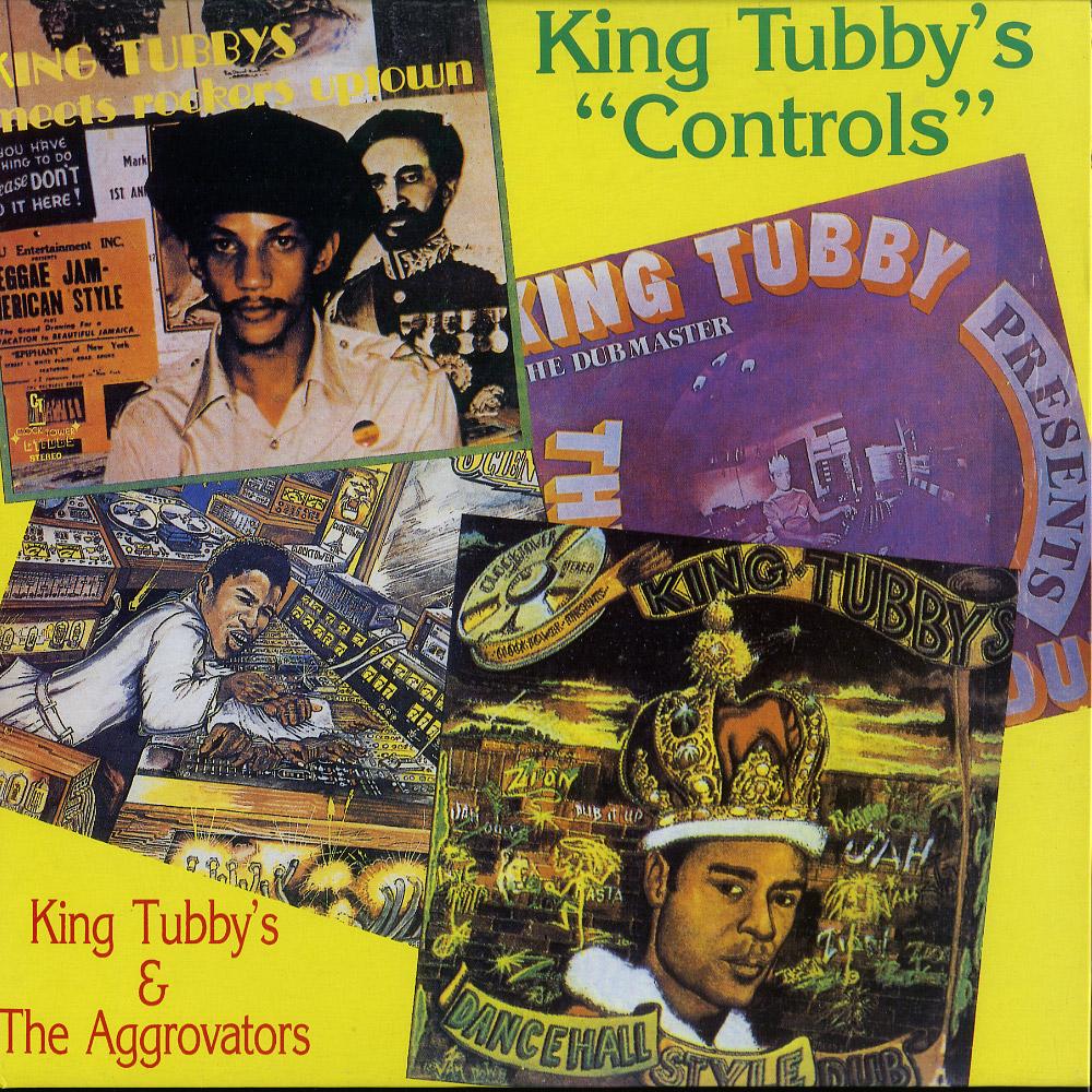 King Tubby & The Aggrovators - KING TUBBYS CONTROLS