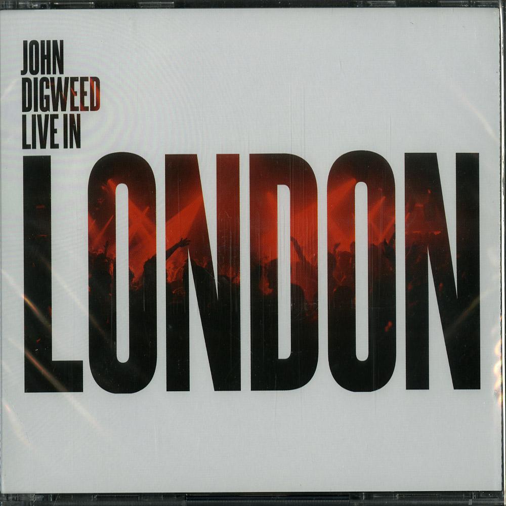 John Digweed - LIVE IN LONDON