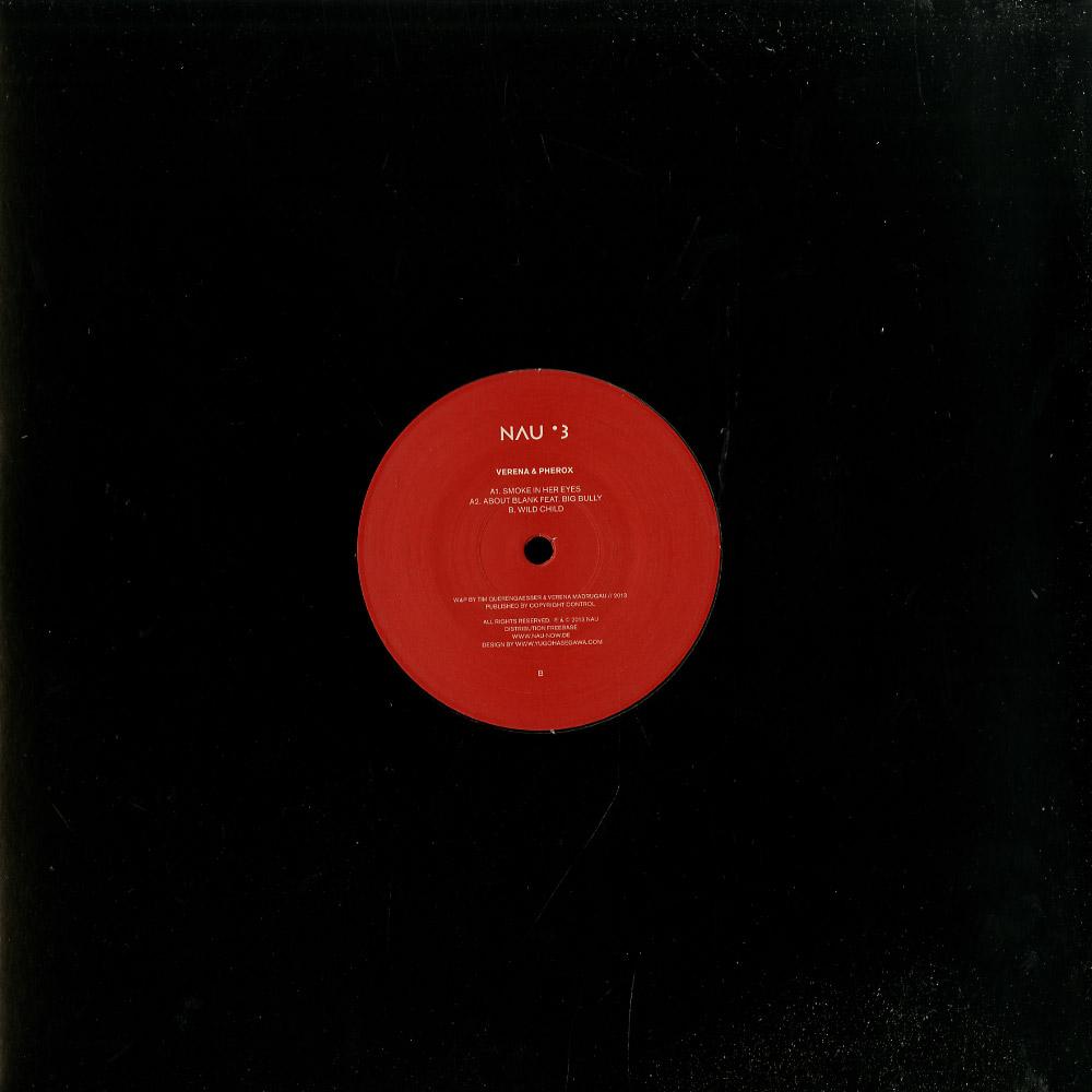 Verena & Pherox - THE SMOKE IN HER EYES EP