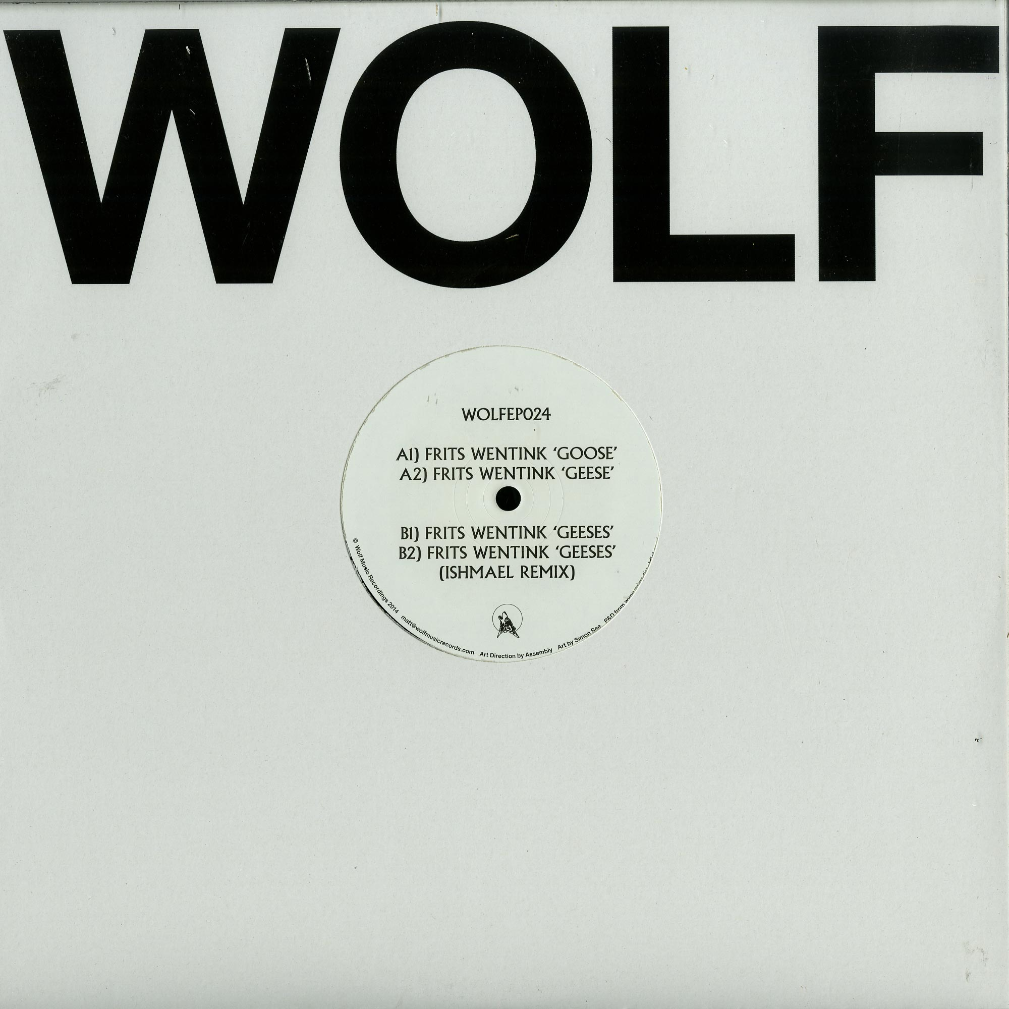 Frits Wentink - WOLF EP 24