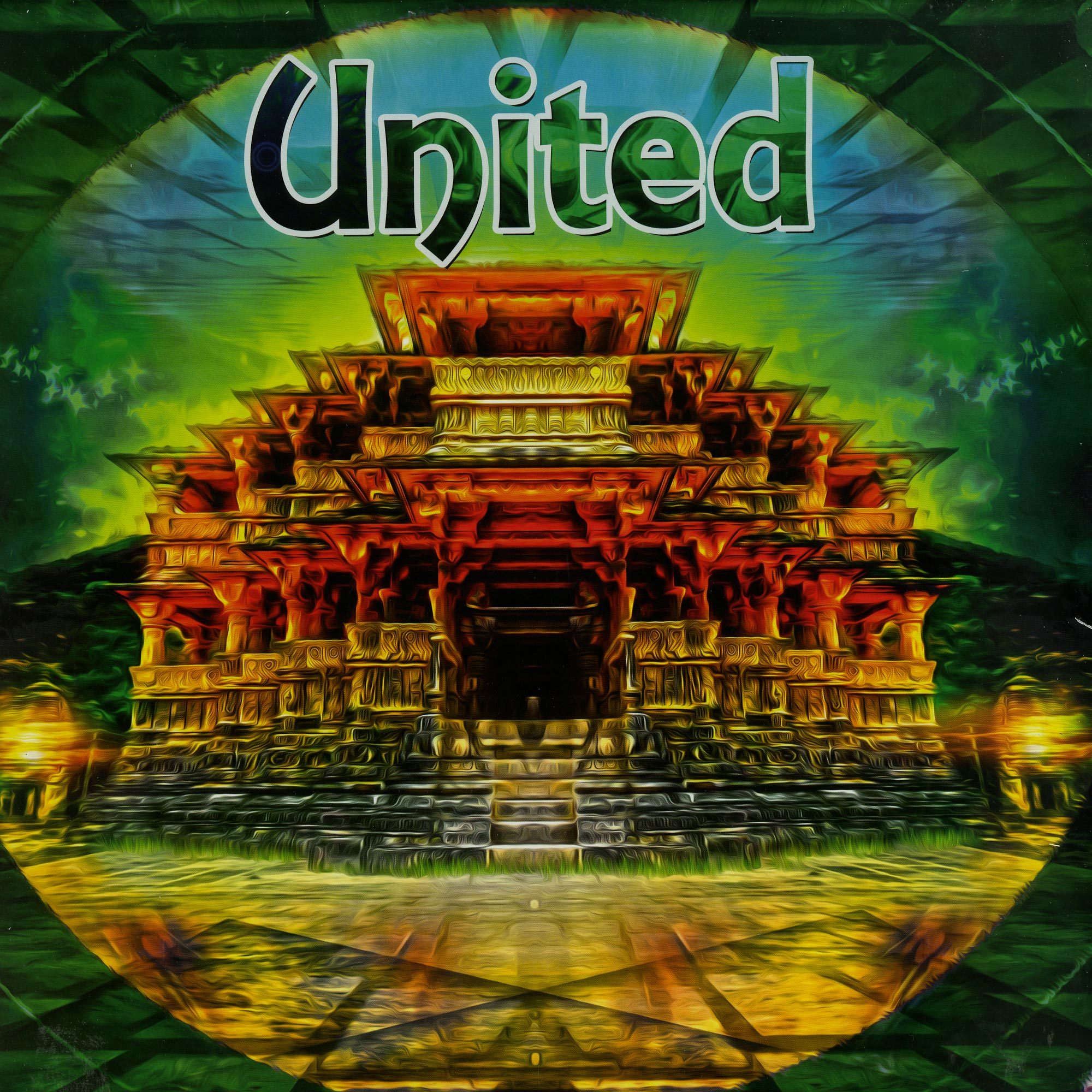 Various Artists - UNITED LP