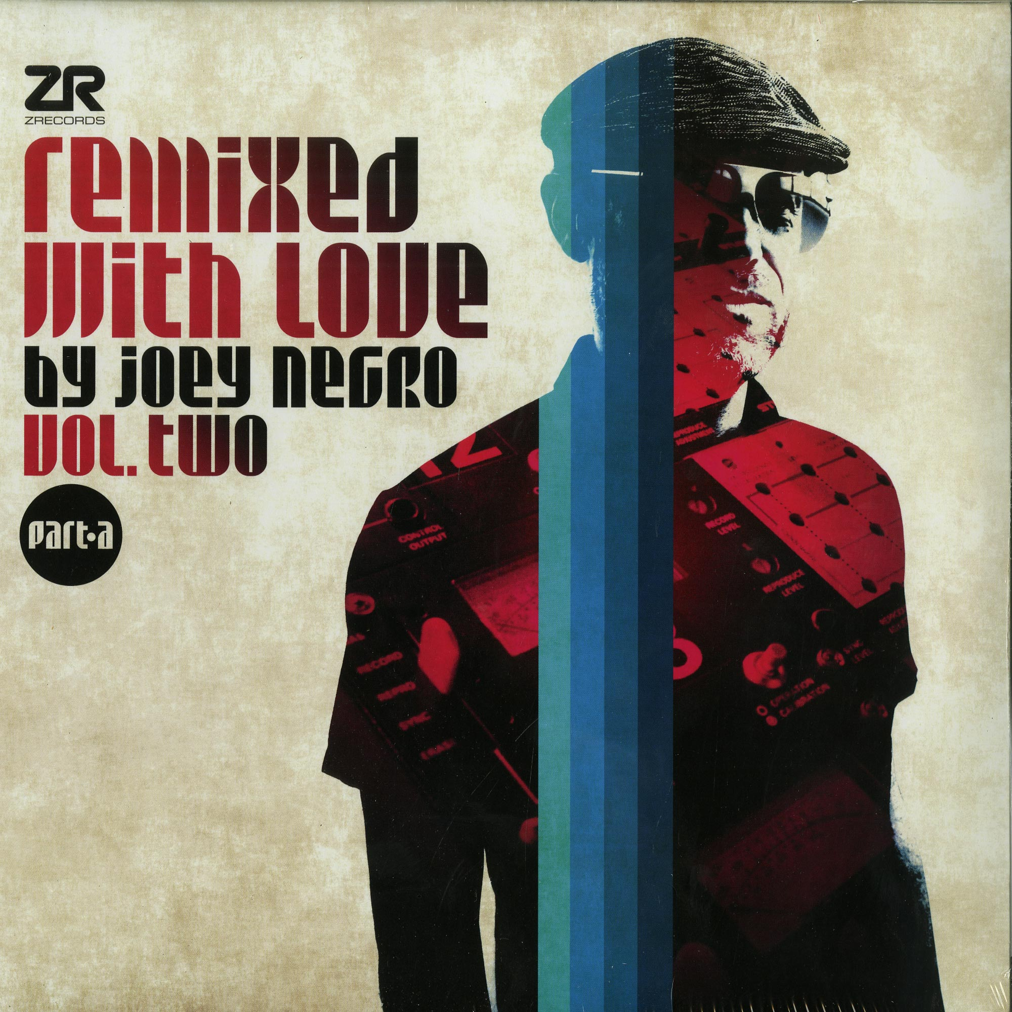 Various Artists - REMIXED WITH LOVE BY JOEY NEGRO VOL. 2 - PART A