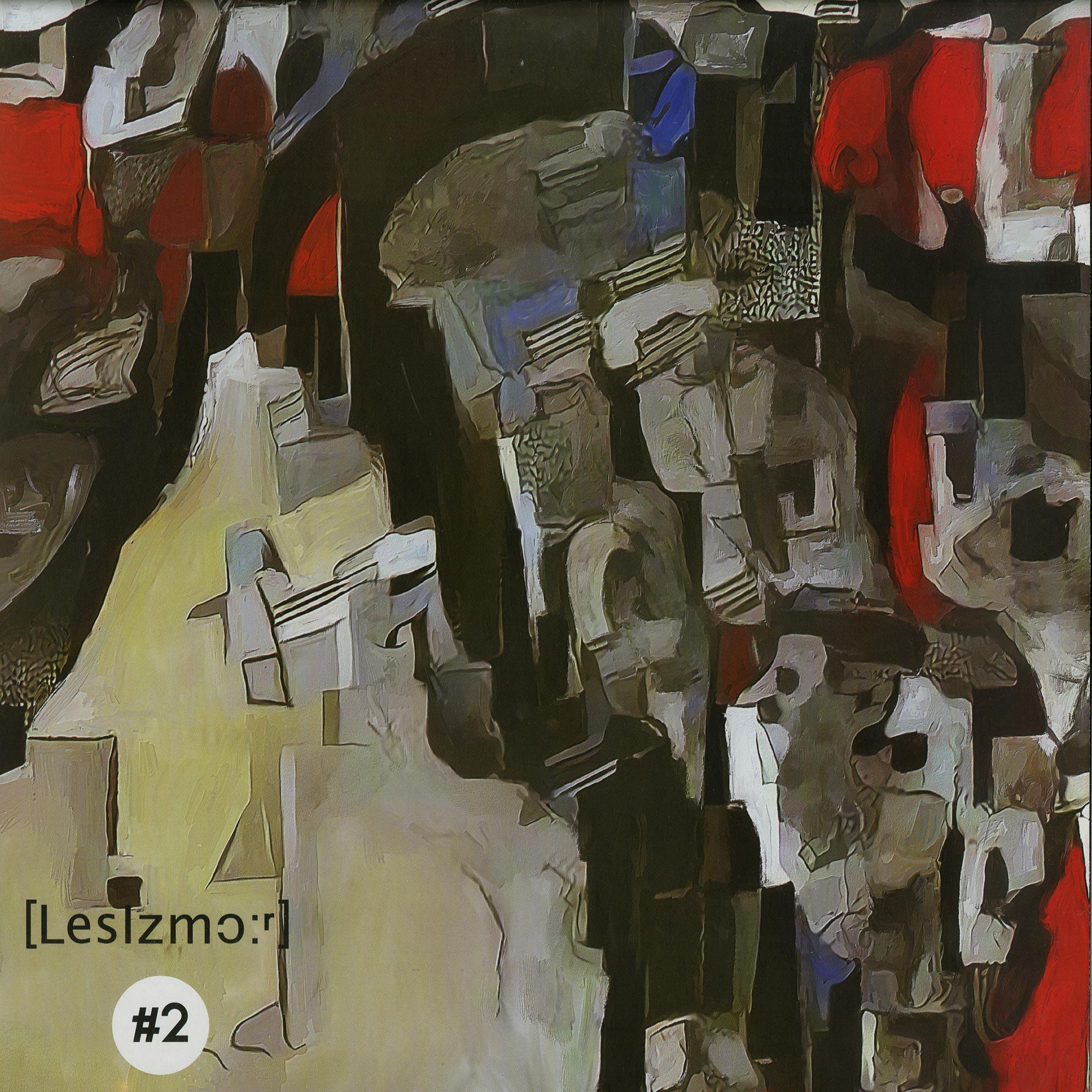Borrowed Identity / San Proper / Dave Aju / Frivolous - LESSIZMORE 10 YEARS - FOREVER NEVER MORE