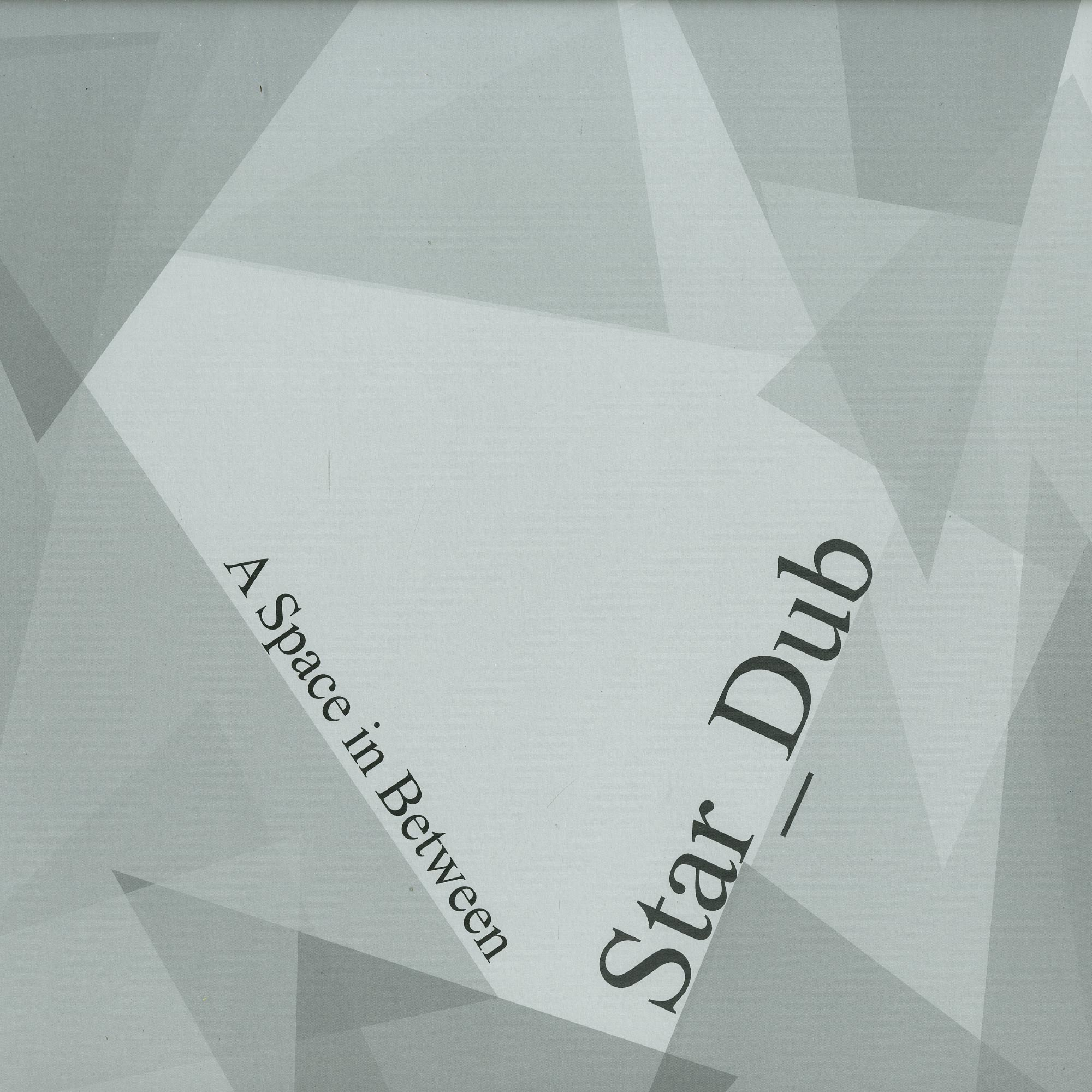 Star Dub - A SPACE IN BETWEEN
