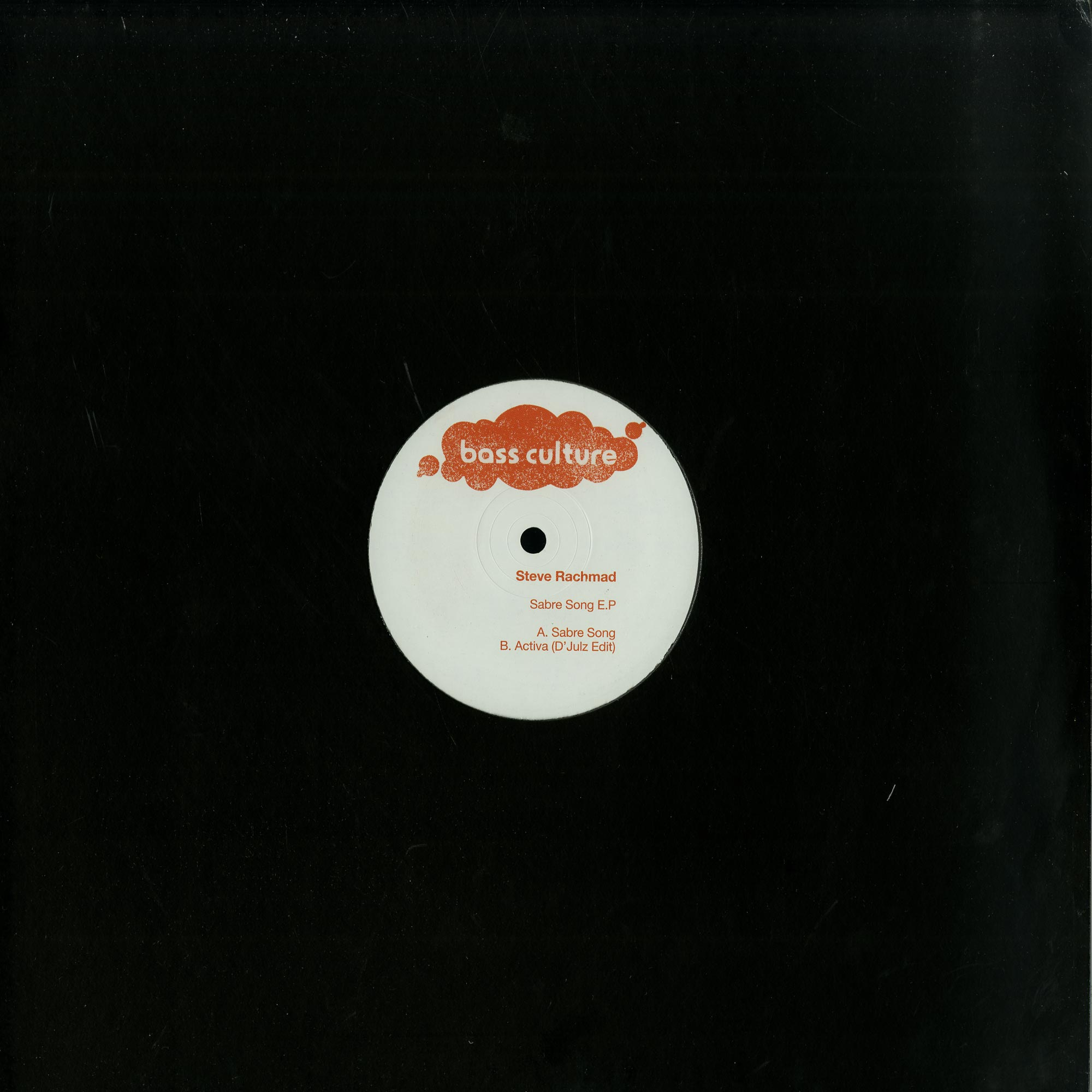 Steve Rachmad - SABRE SONG EP
