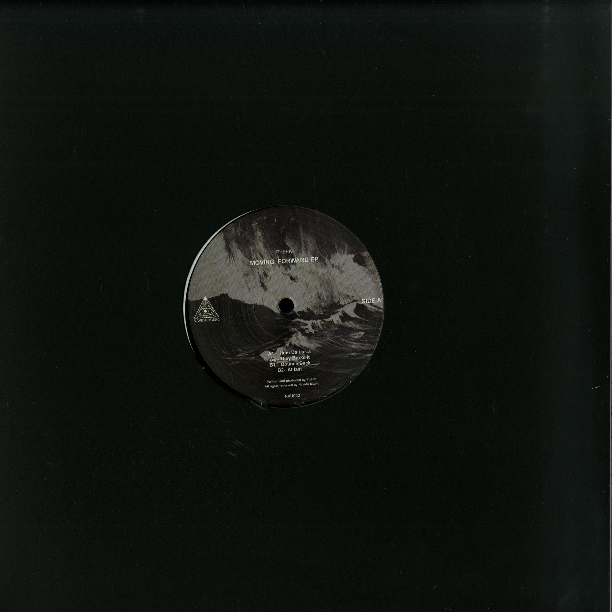 Pheek - MOVING FORWARD EP