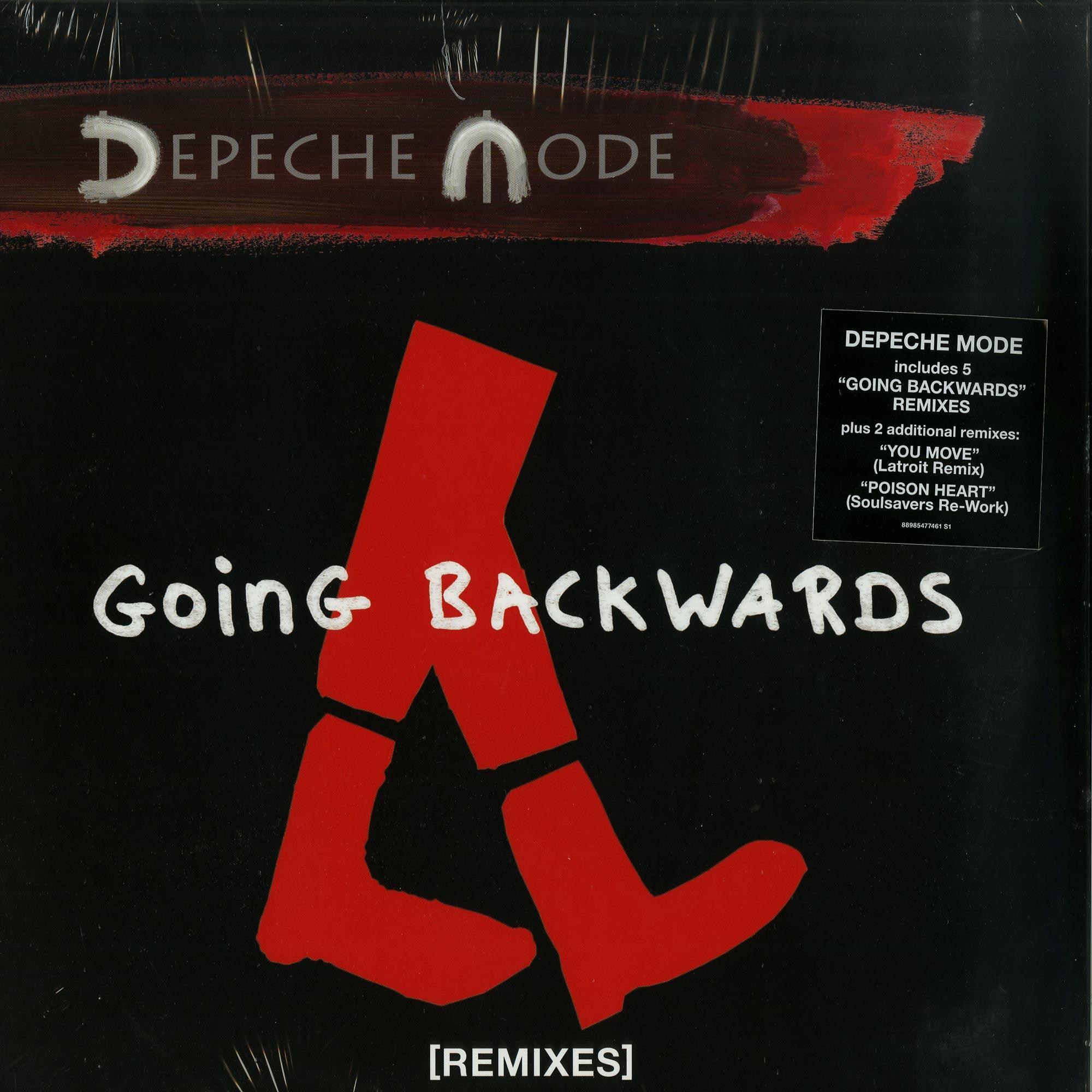 Depeche Mode - GOING BACKWARDS REMIXES