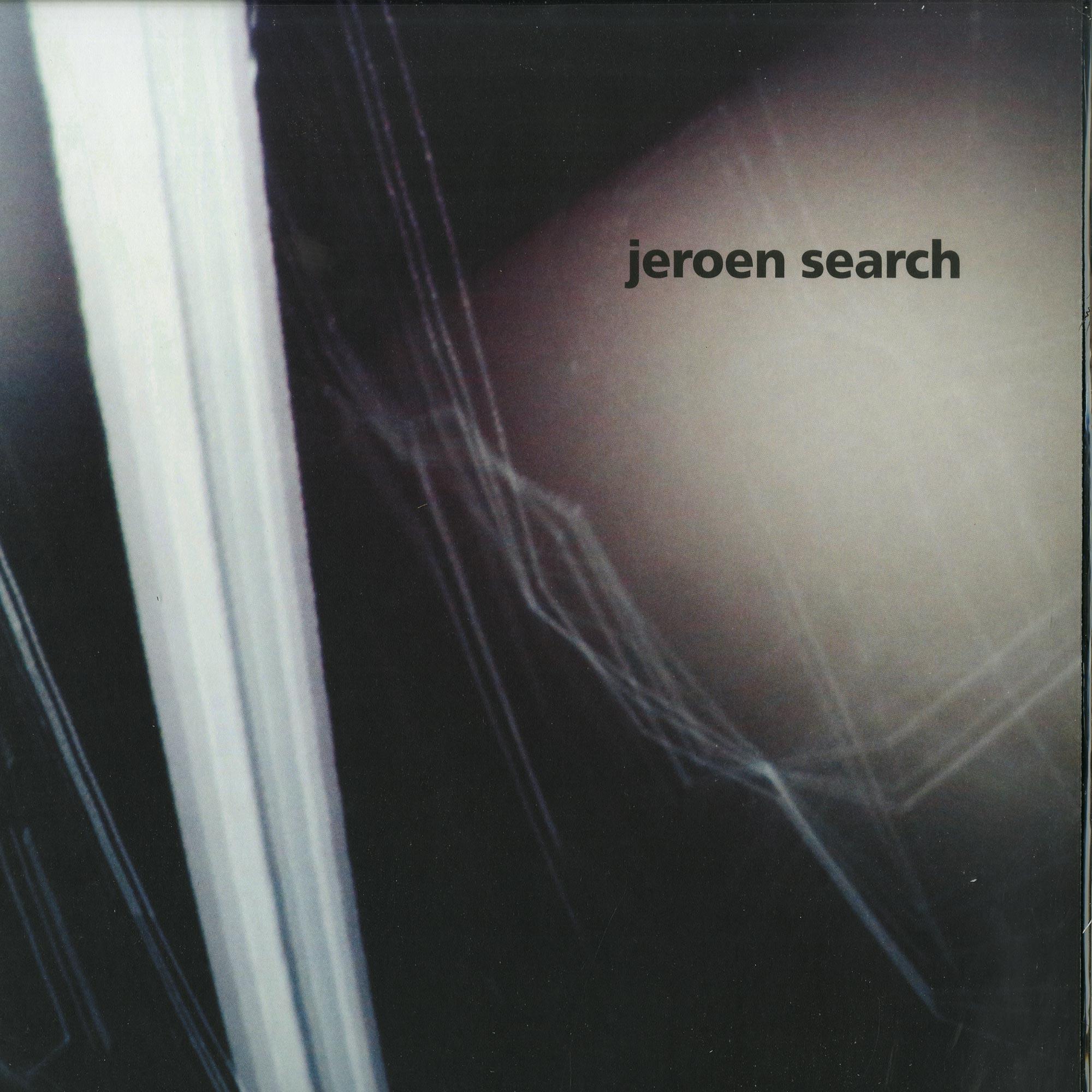Jeroen Search - ENDLESS CIRCLES
