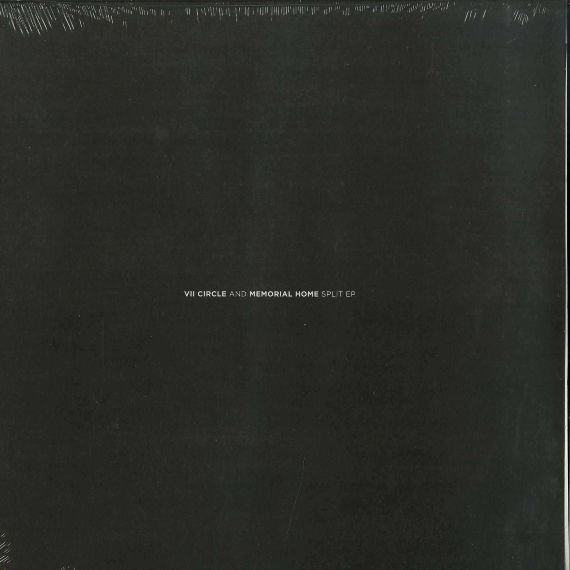 VII Circle / Memorial Home - SPLIT EP
