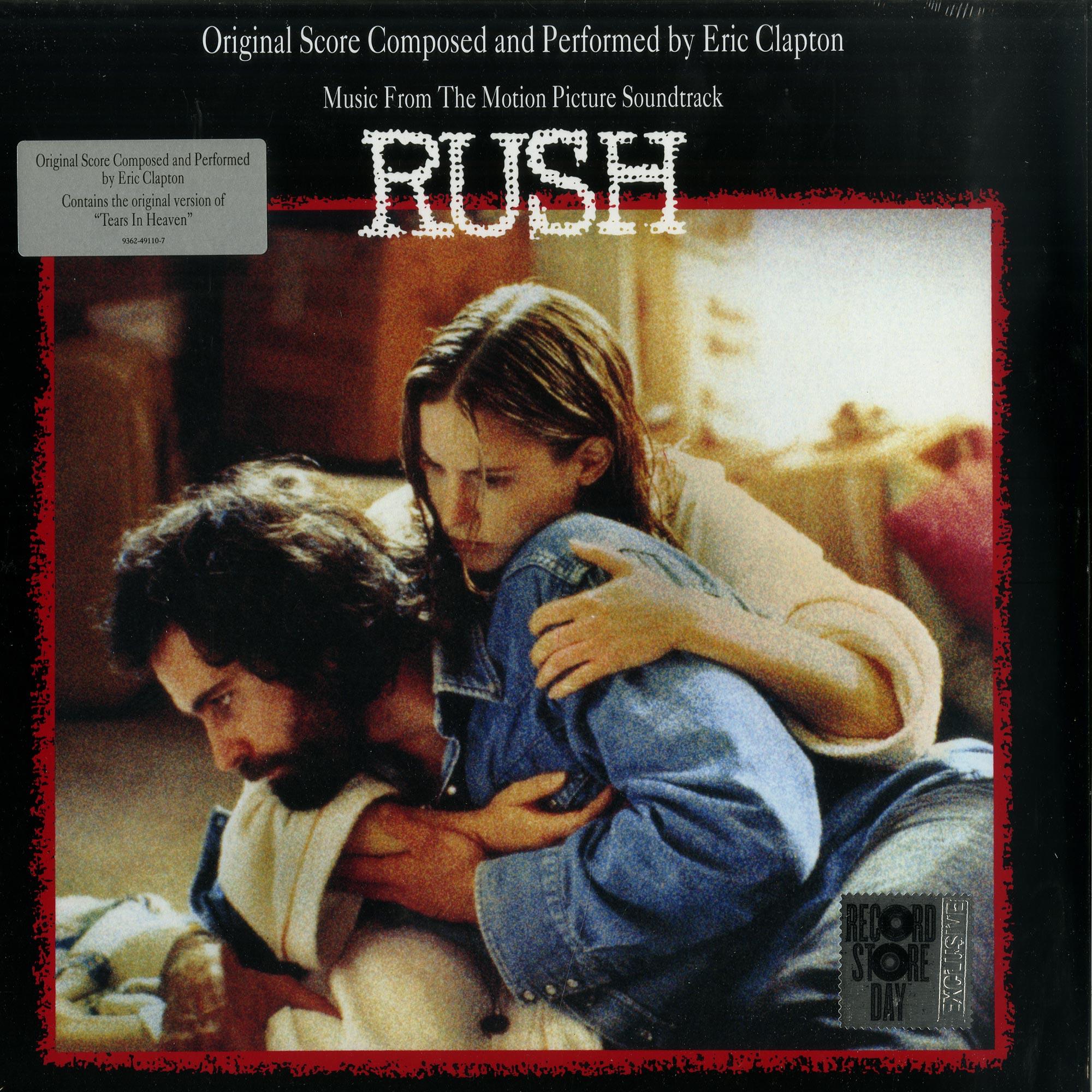 Eric Clapton - RUSH O.S.T.