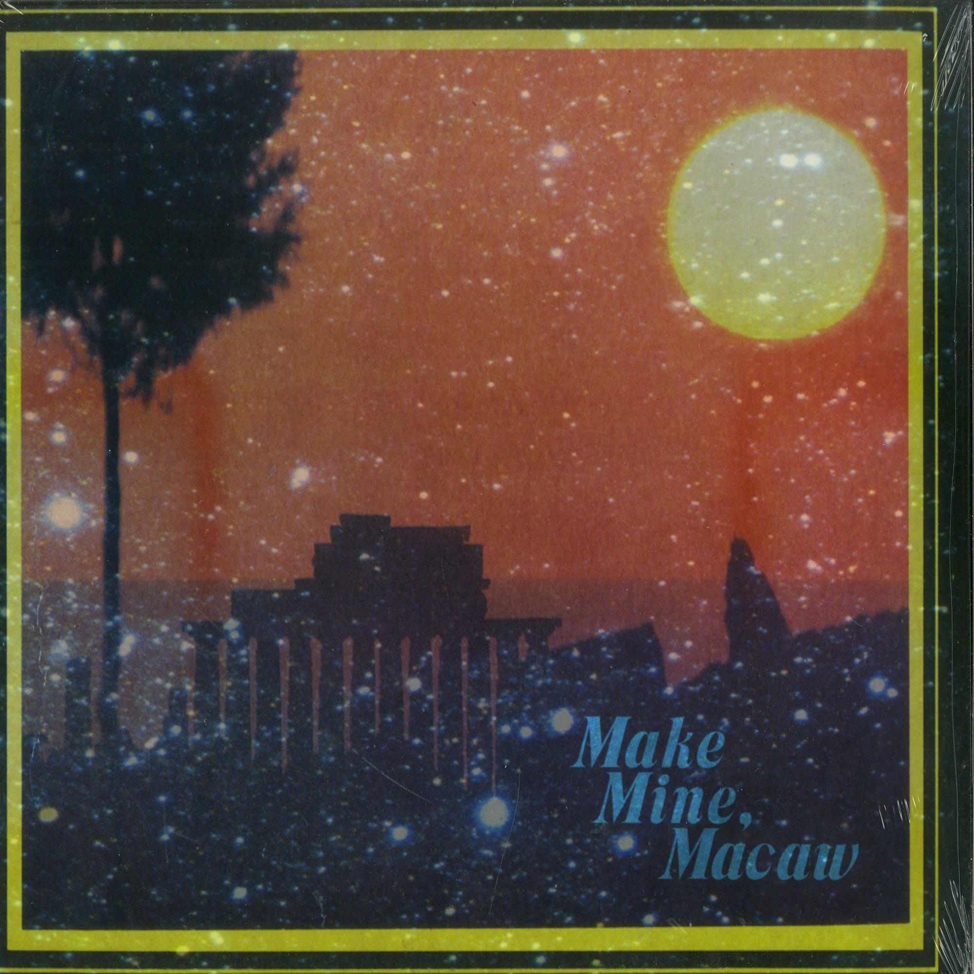 Monopoly Child Star Searchers - MAKE MINE MACAW