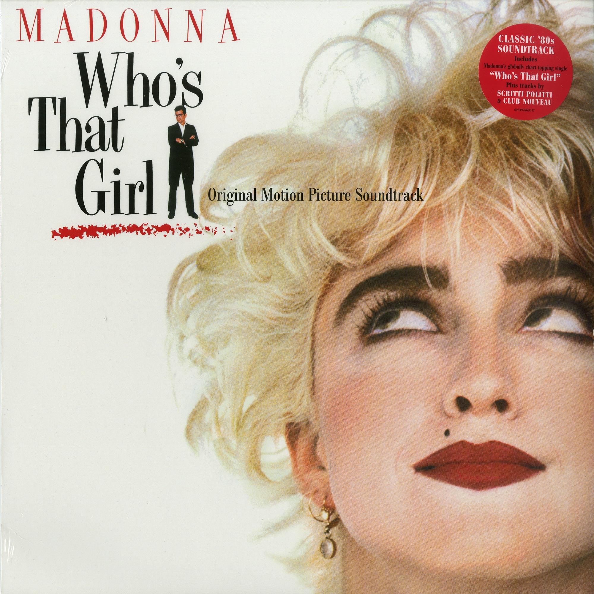 Madonna - WHOS THAT GIRL O.S.T.