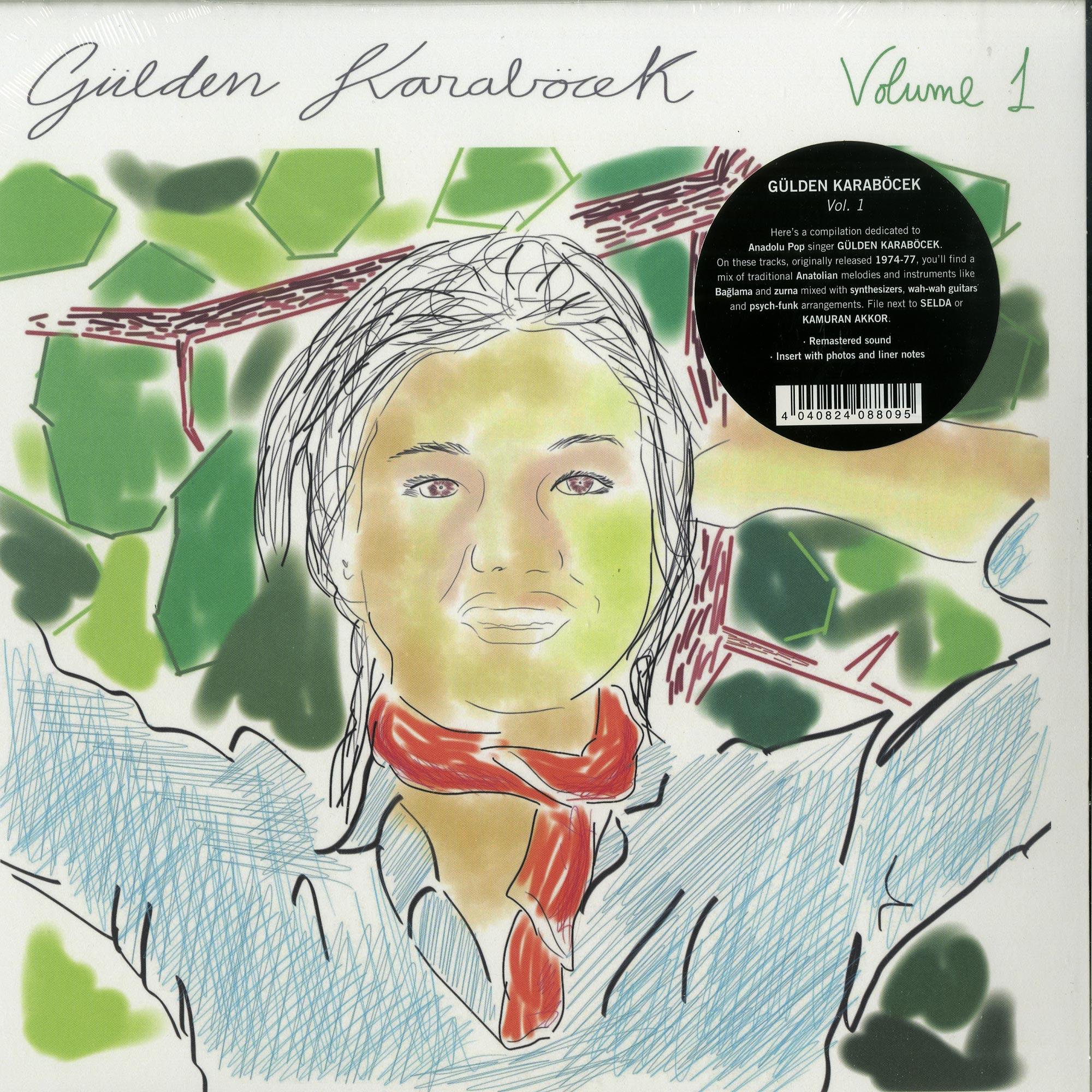 Gulden Karabocek - VOLUME 1