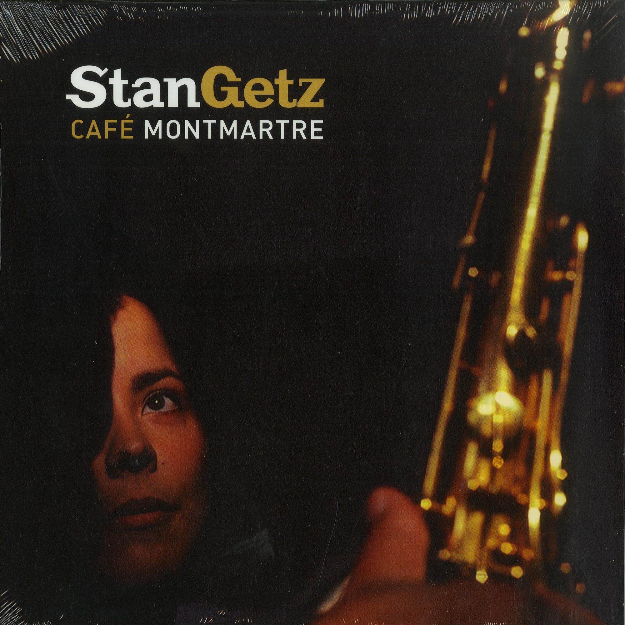 Stan Getz & Kenny Baron - CAFE MONTMARTRE