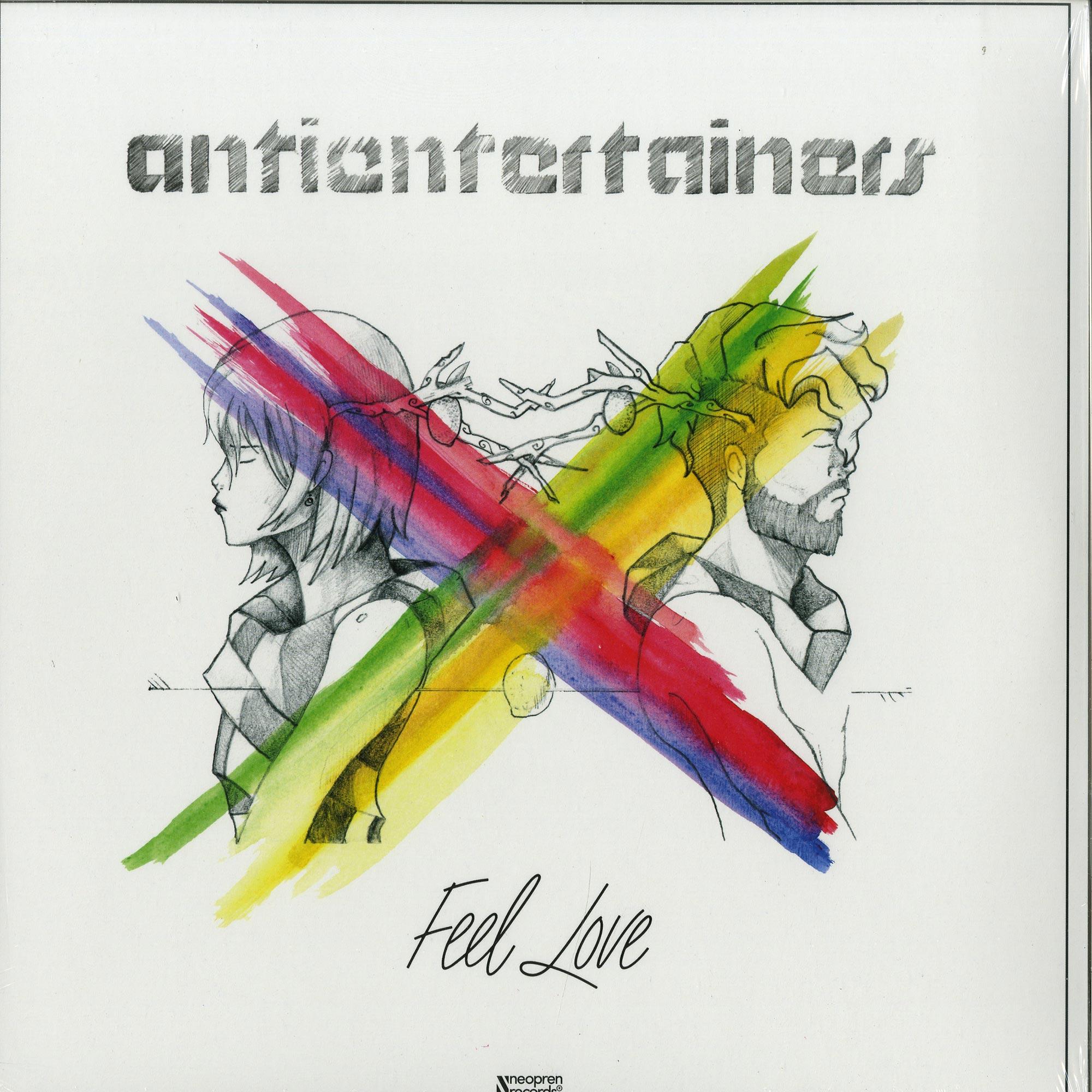 Antientertainers - FEEL LOVE