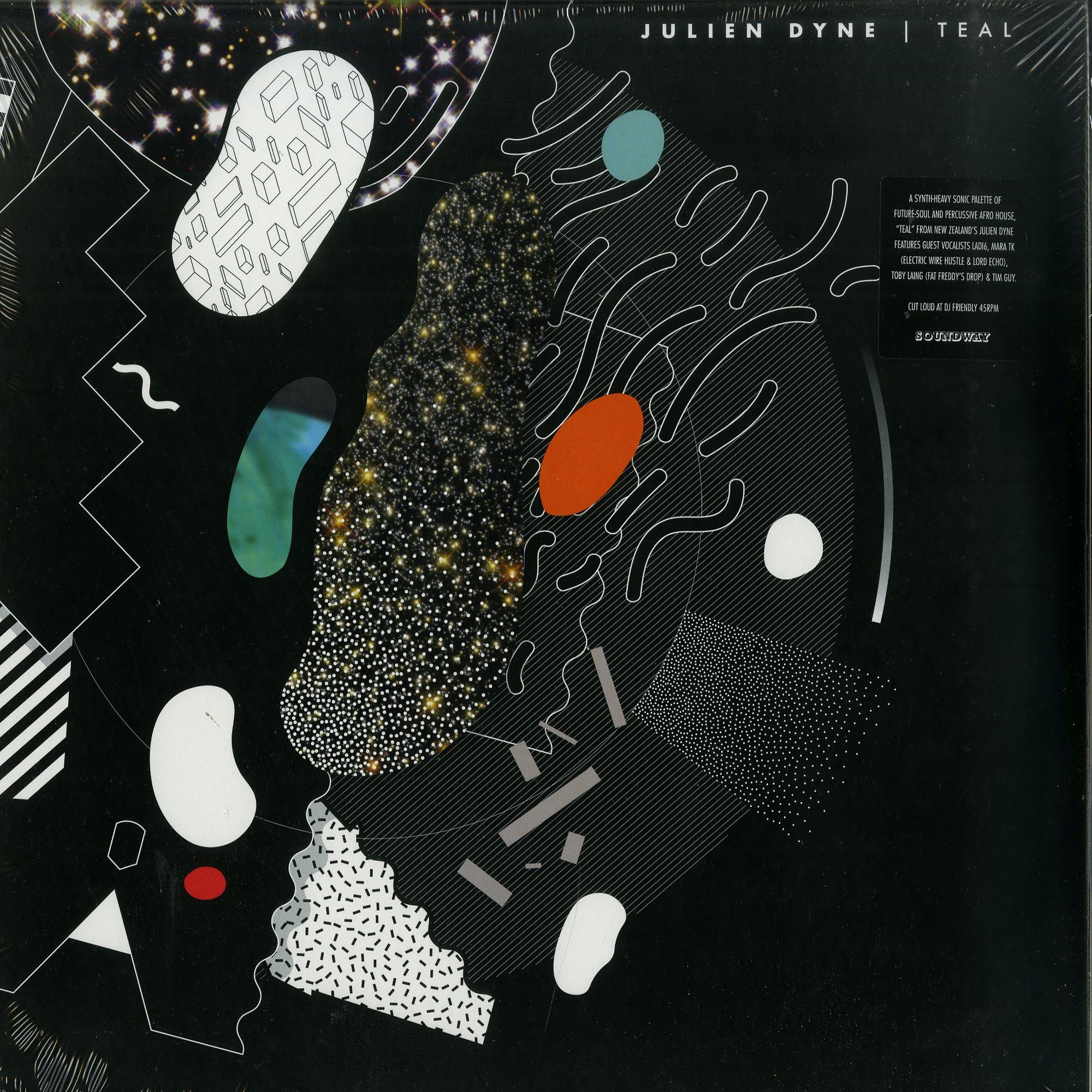 Julien Dyne - TEAL