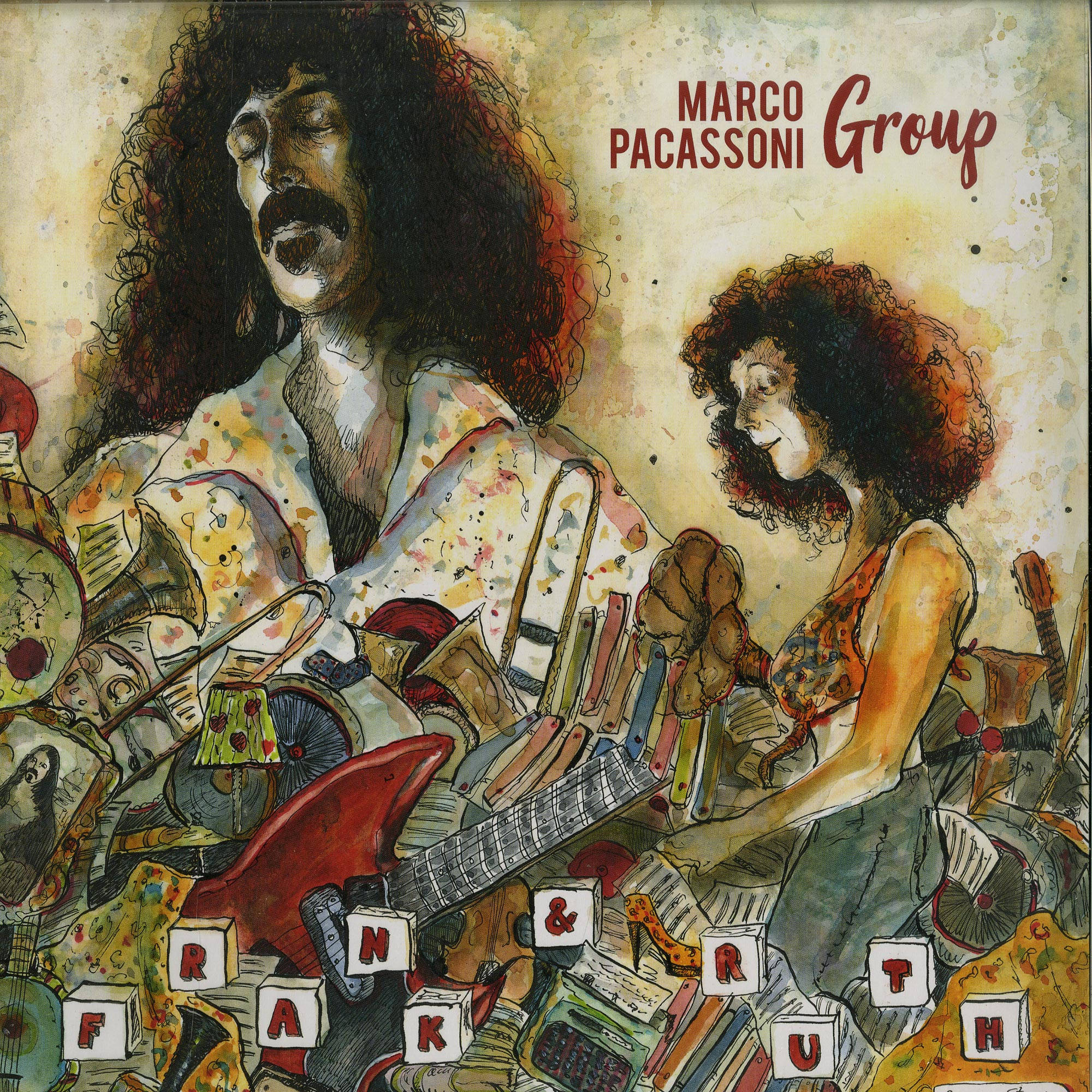 Marco Pacassoni Group - FRANK & RUTH