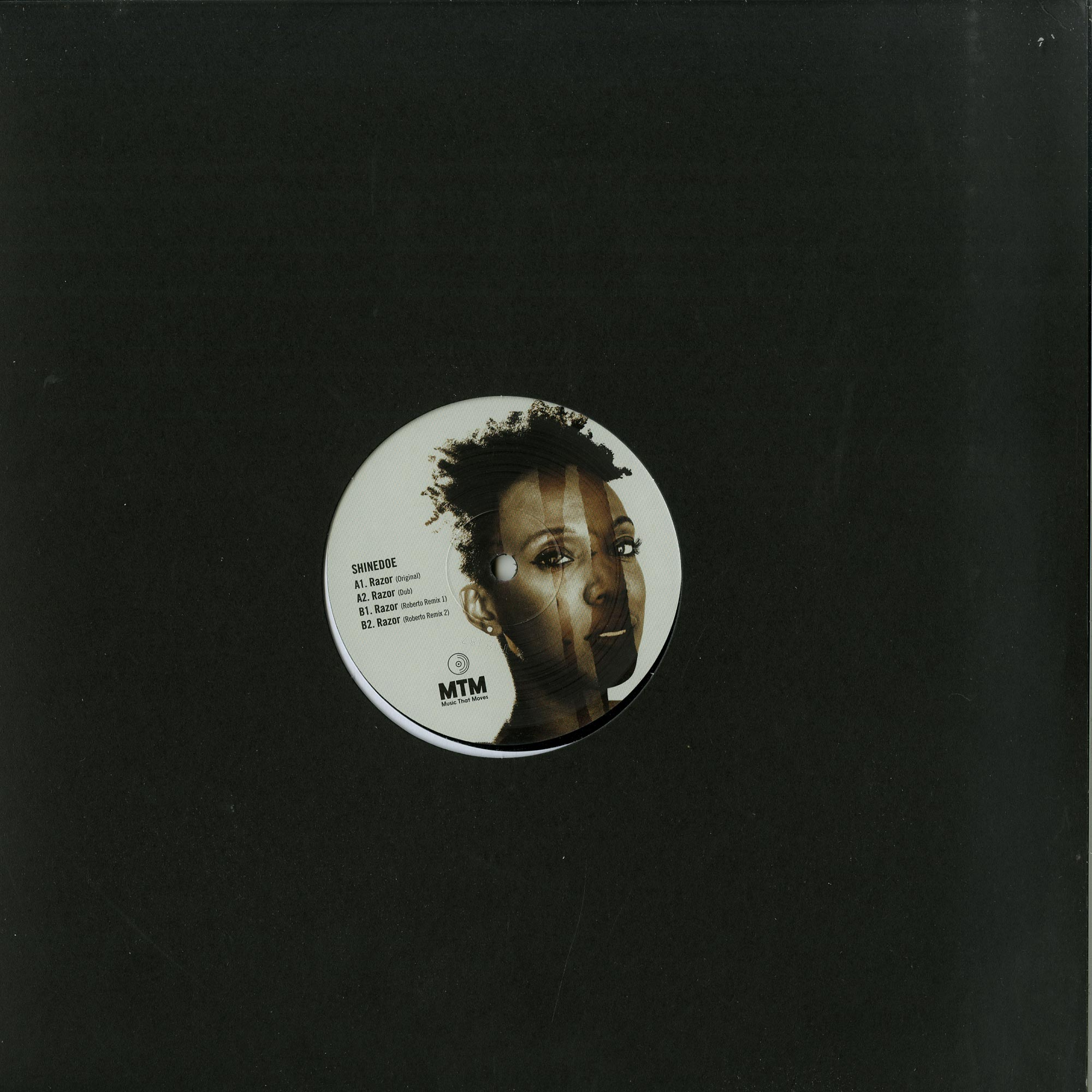 Shinedoe - RAZOR EP