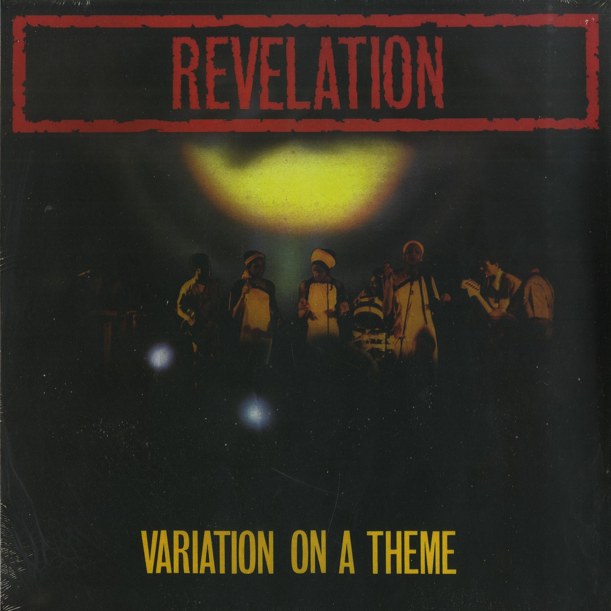 Revelation - VARIATION ON A THEME
