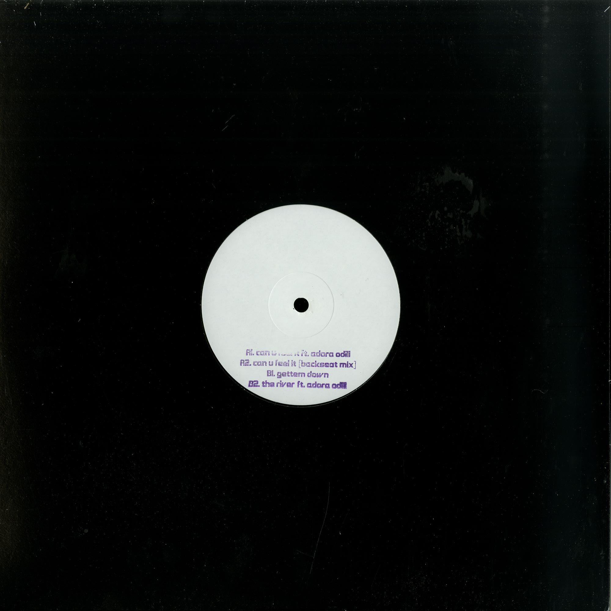 Danielle Arielli - CAN U FEEL IT EP