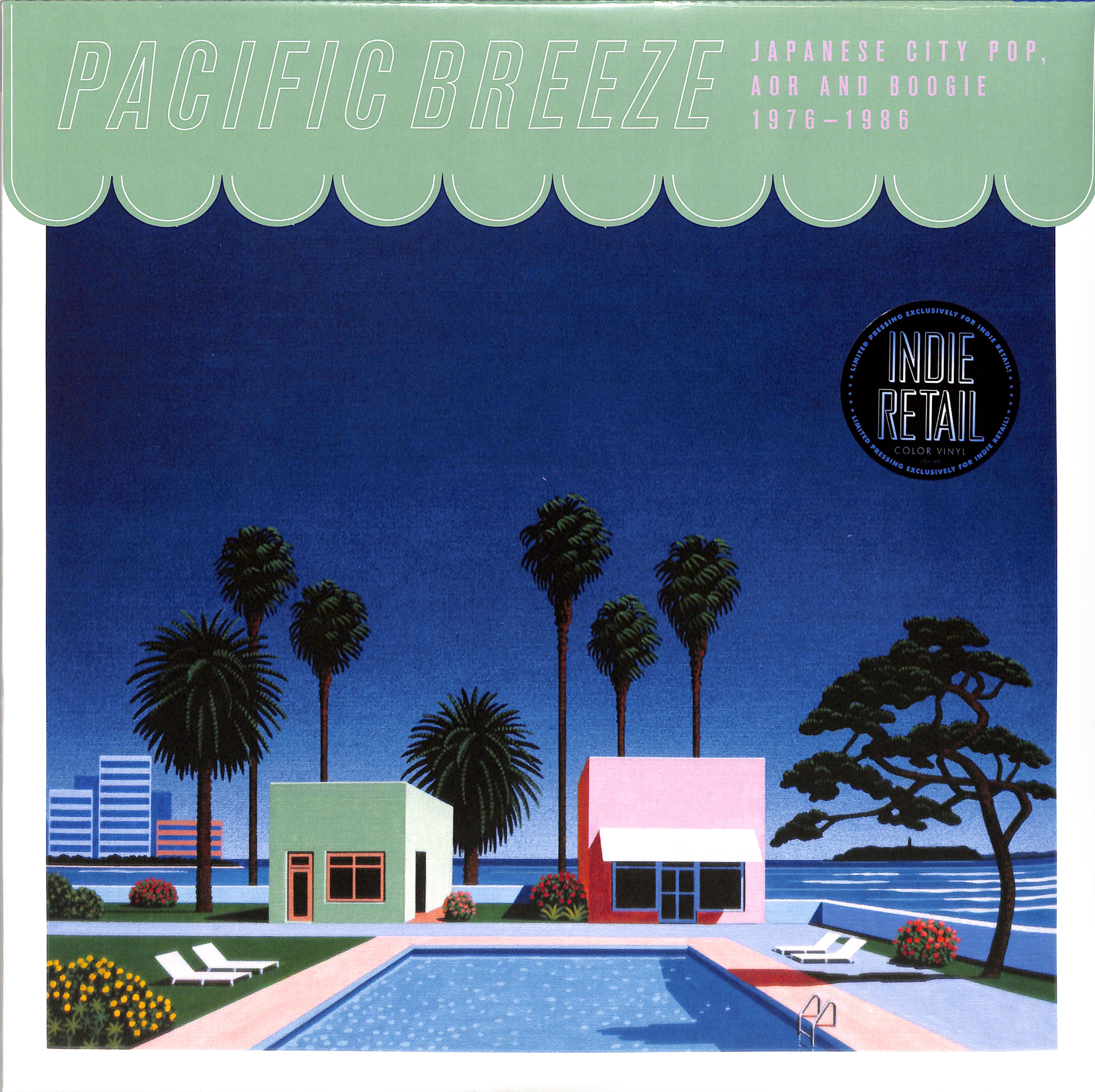Various Artists - PACIFIC BREEZE: JAPANESE CITY POP