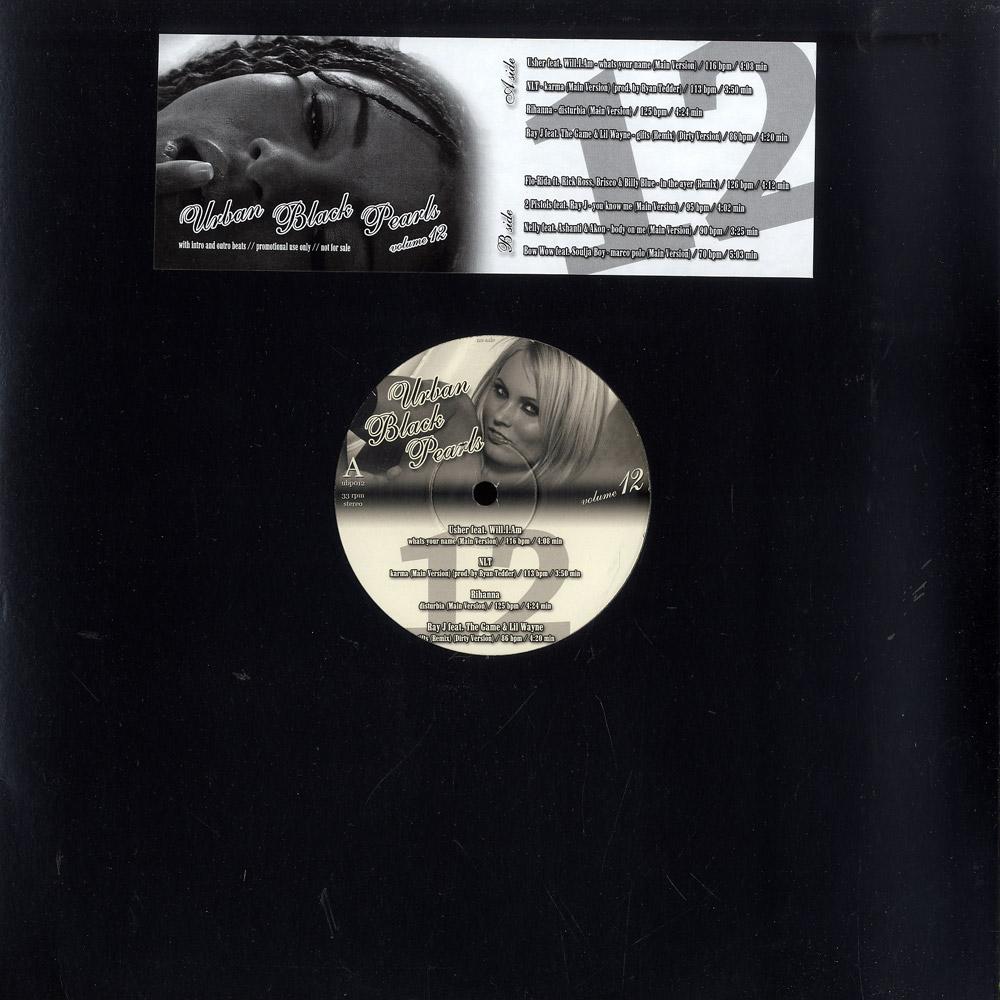 Various Artists - URBAN BLACK PEARLZ 12