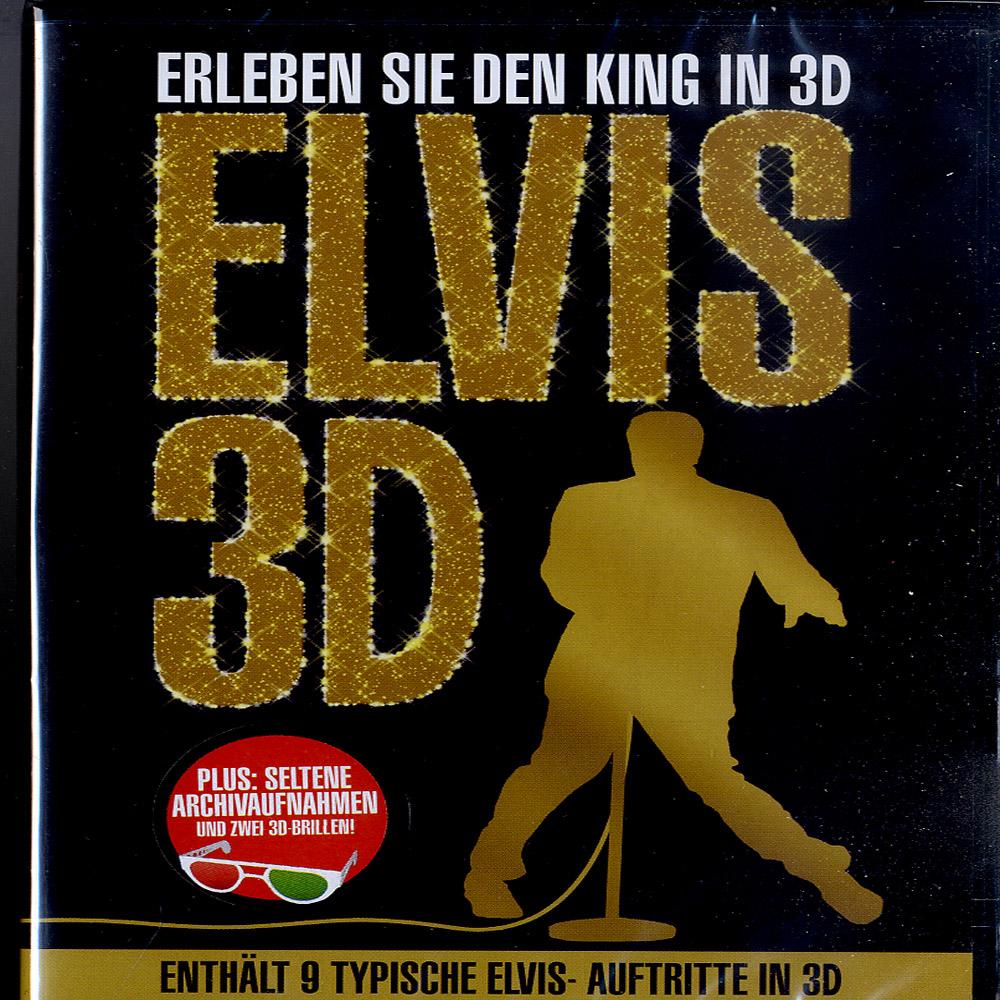 Elvis Presley - ELVIS IN 3D