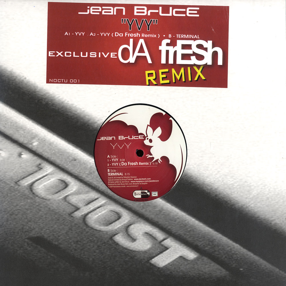 Jean Bruce - YVY