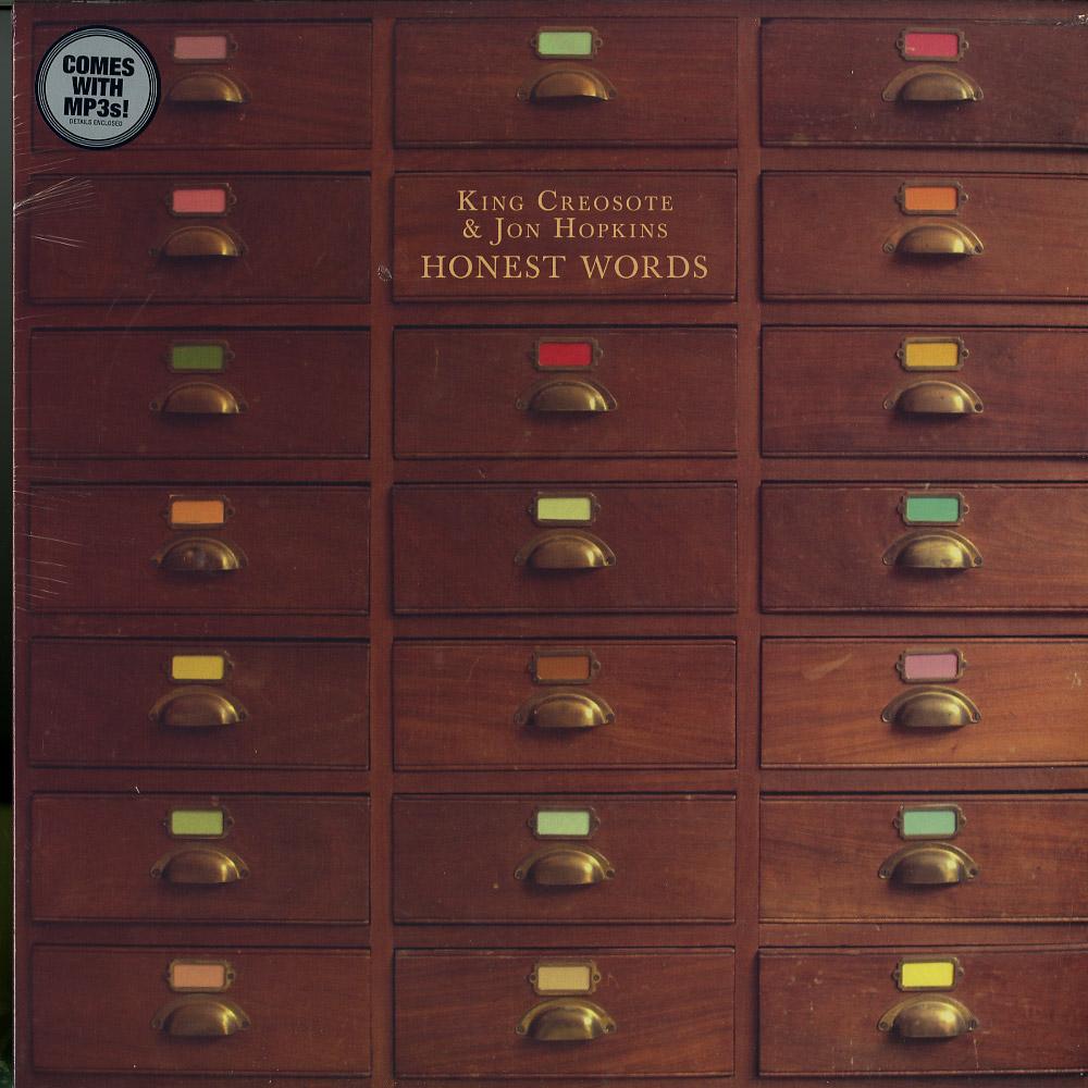 King Creosote & Jon Hopkins - HONEST WORDS EP