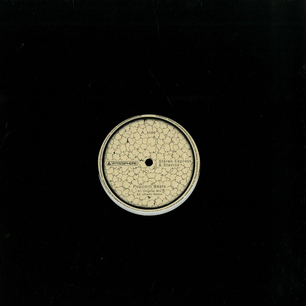 Stereo Express & Stavroz - POPCORN BEATS EP