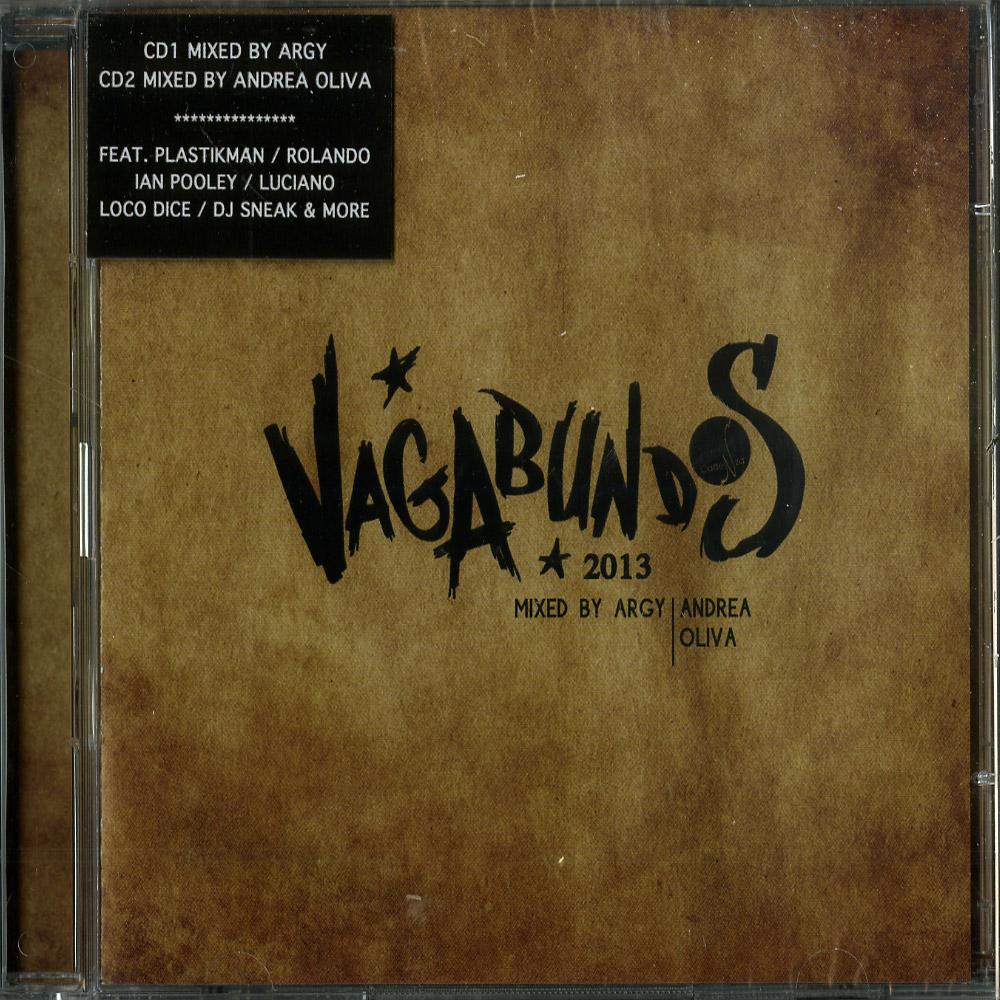 Various Artists - VAGABUNDOS 2013 BY ARGY & ANDREA OLIVA