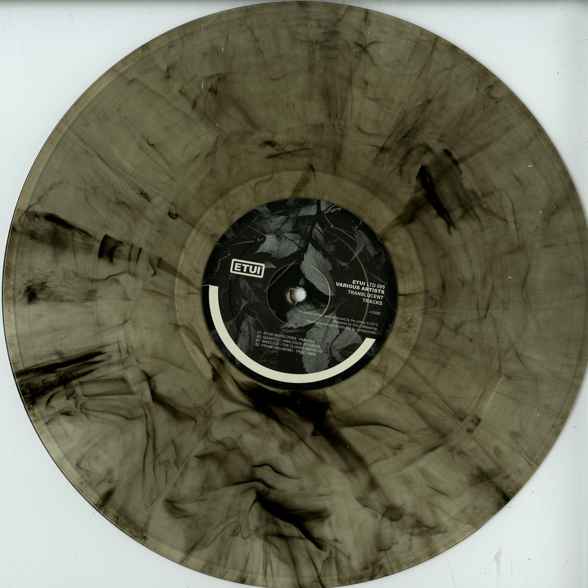 Various Artists - TRANSLUCENT TRACKS
