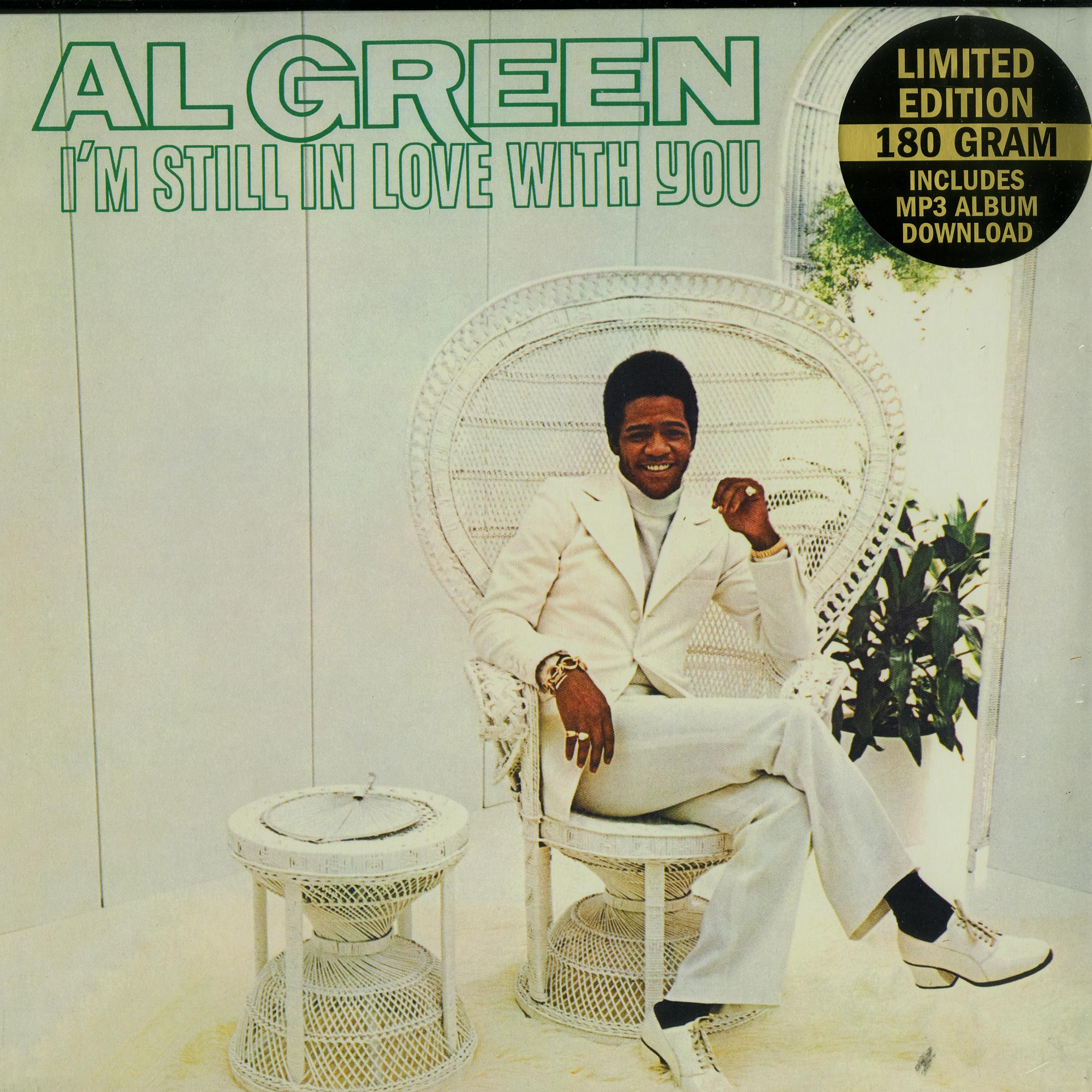 Al Green - I AM STILL IN LOVE WITH YOU