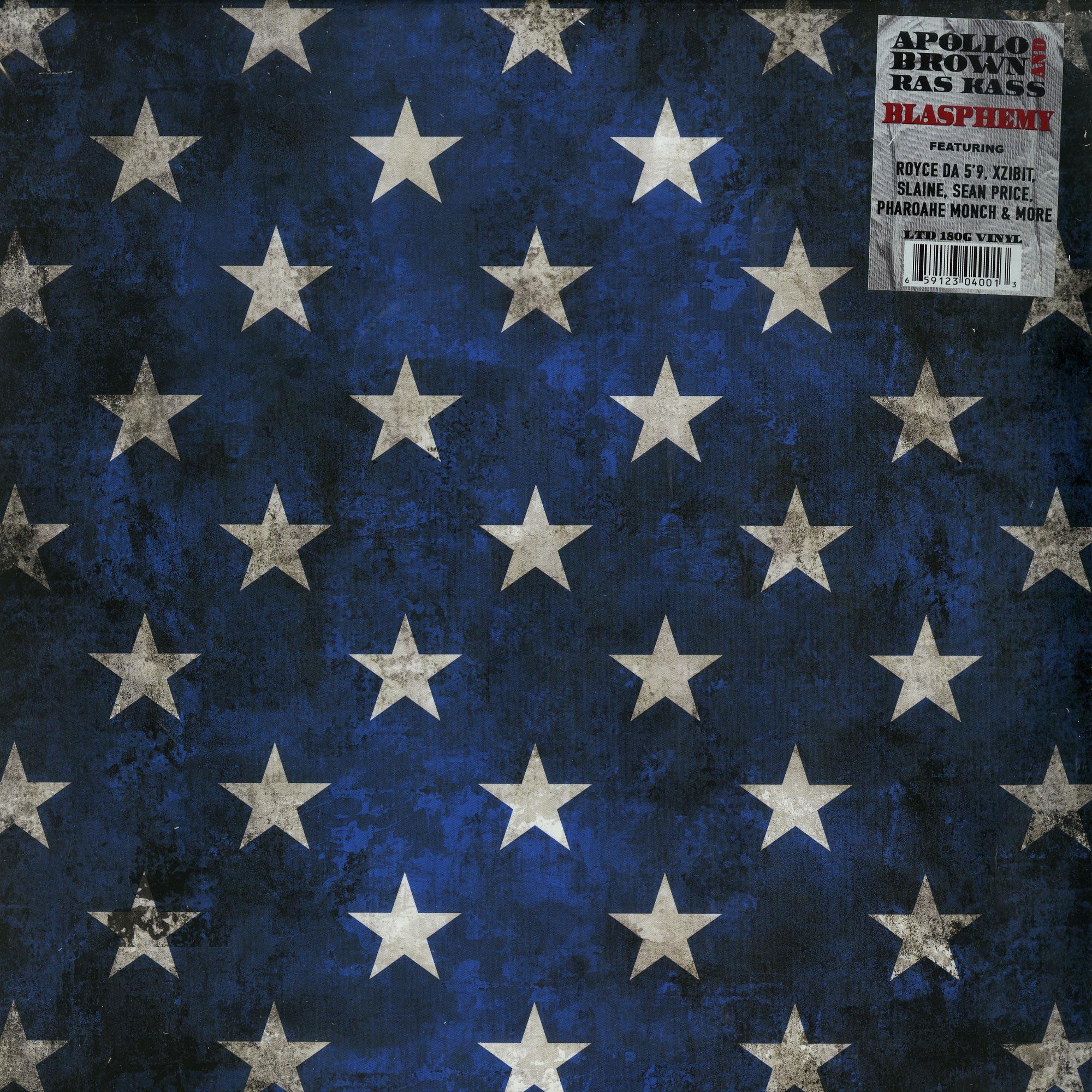 Apollo Brown & Ras Kass - BLASPHEMY